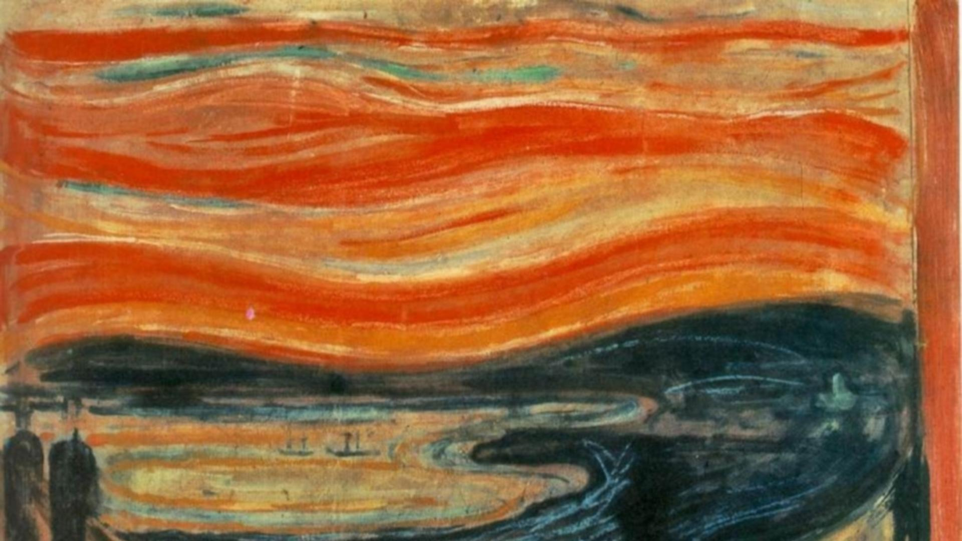 Edvard Munch Wallpapers Top Free Edvard Munch Backgrounds