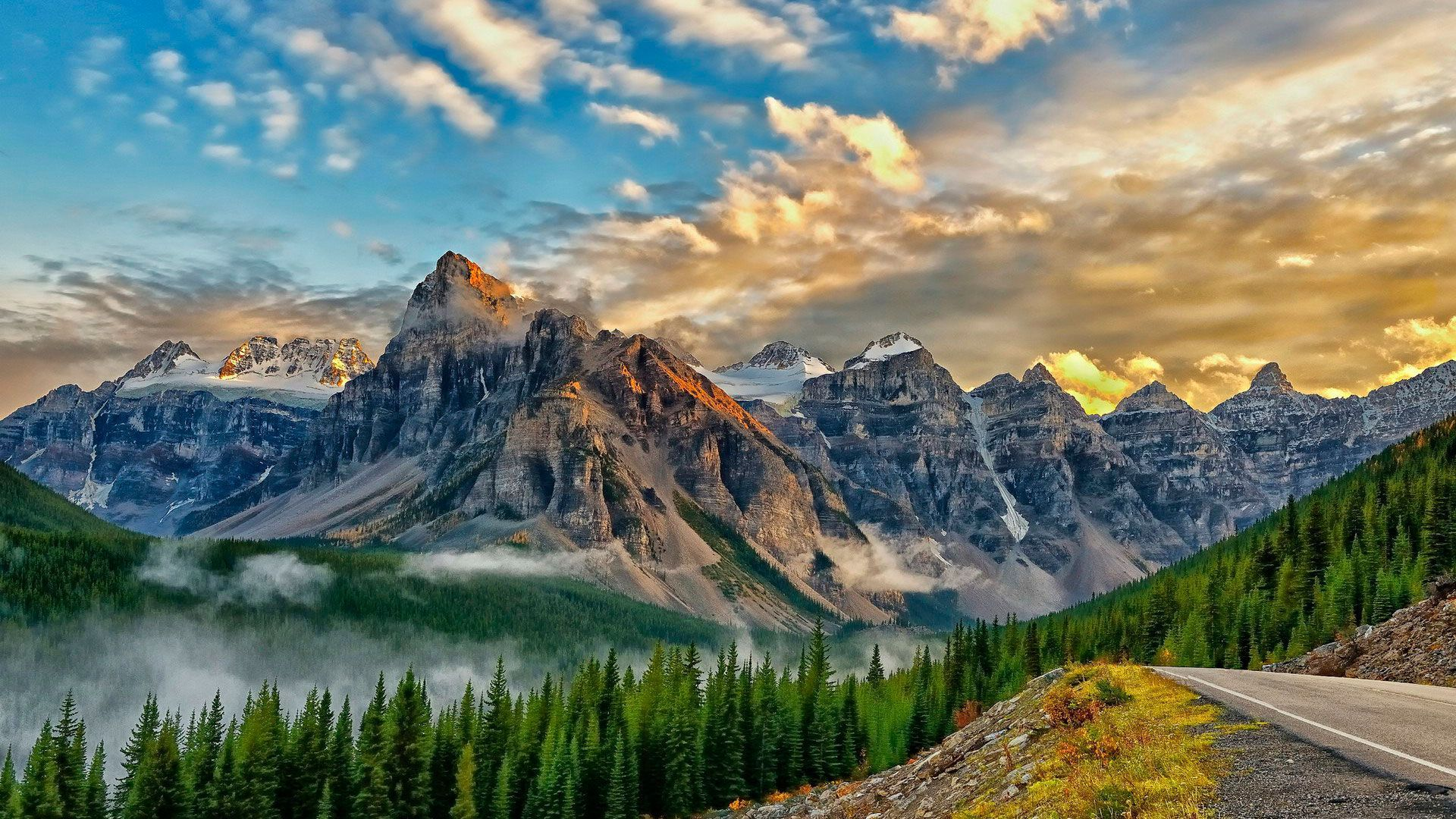 Scenic HD Wallpapers   Top Free Scenic HD Backgrounds ...