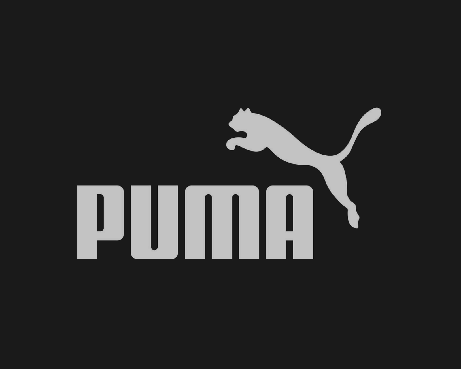 Puma Logo Wallpapers Top Free Puma Logo Backgrounds