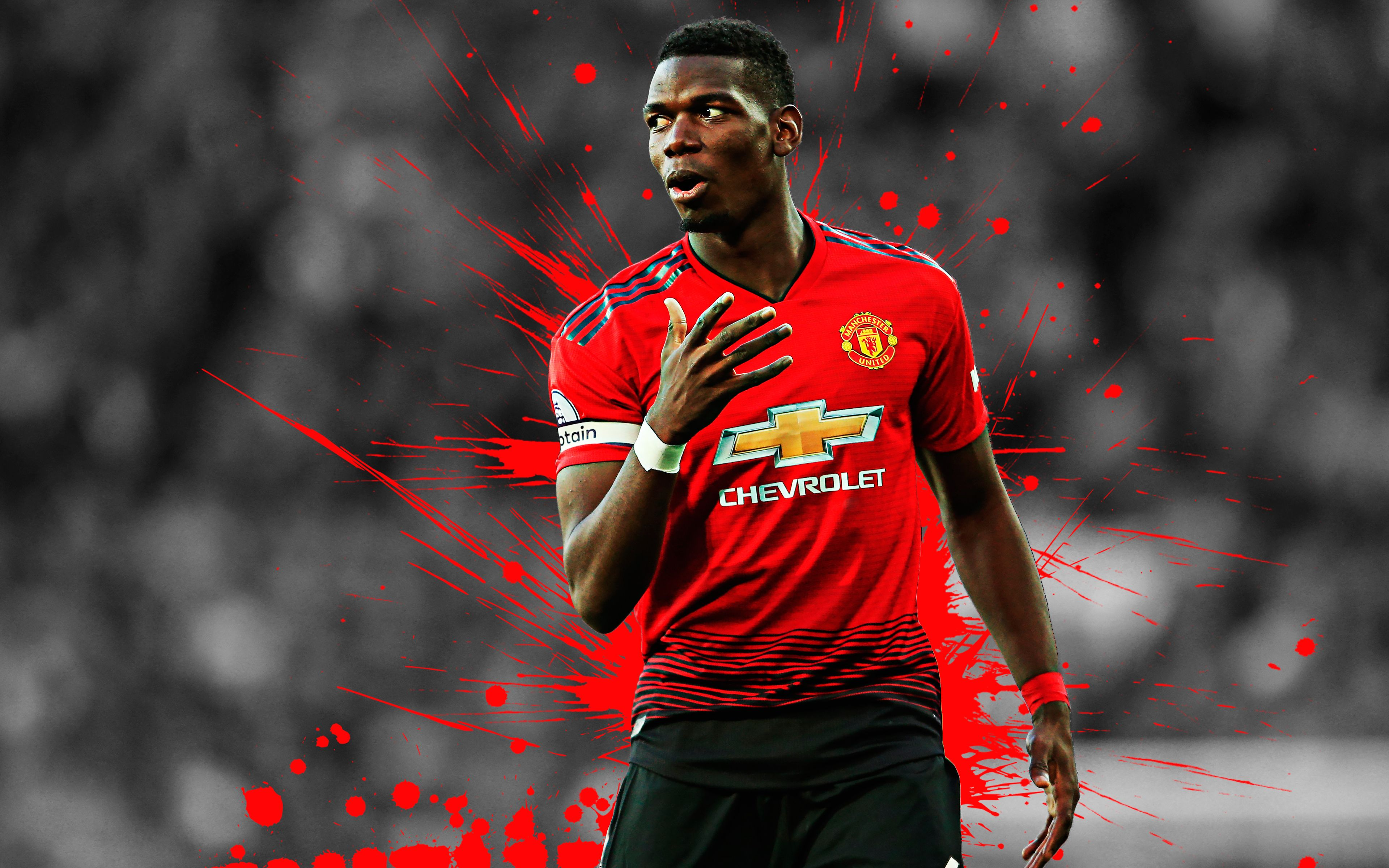 Top Free Paul Pogba Backgrounds