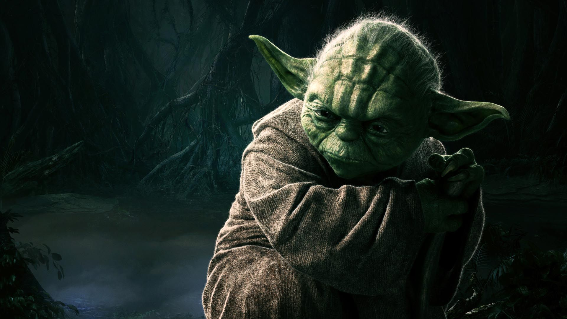 Star Wars Yoda Wallpapers Top Free Star Wars Yoda Backgrounds Wallpaperaccess