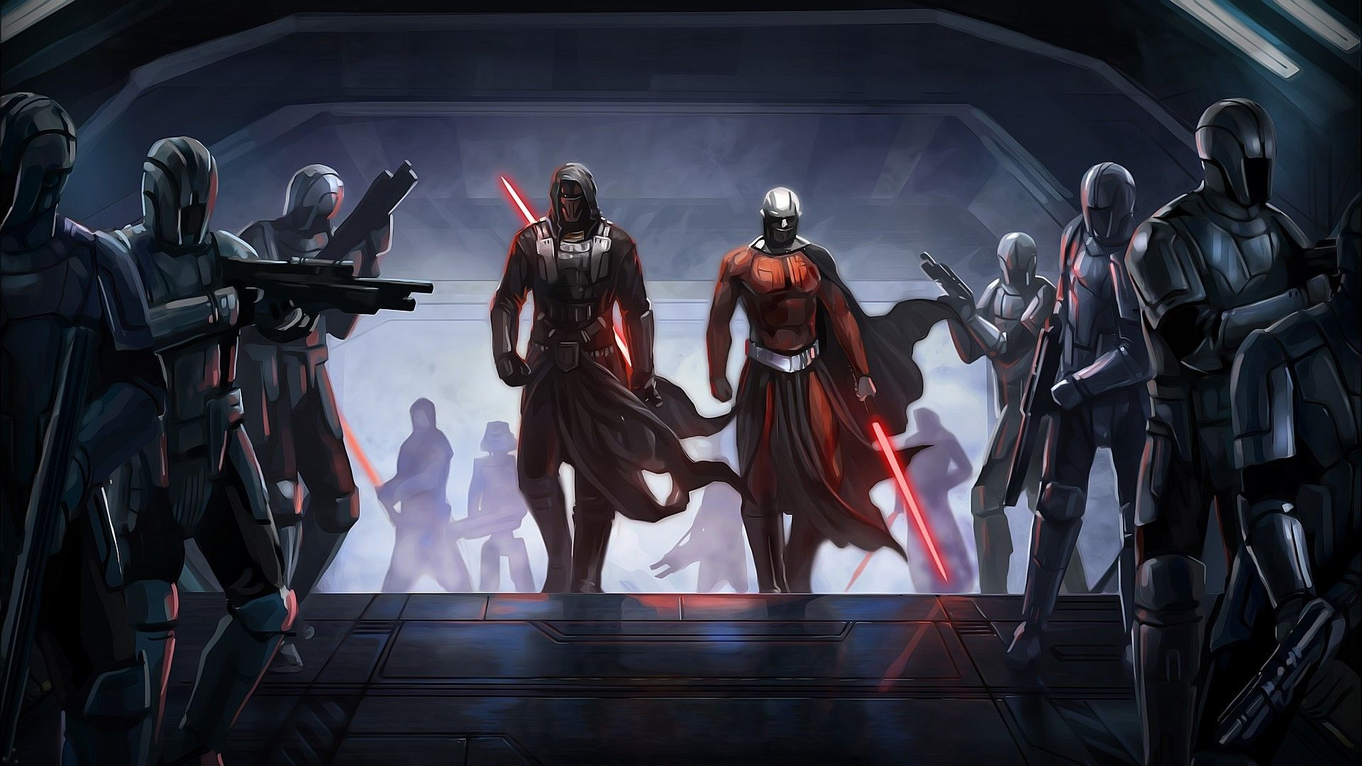 Star Wars Knights Of The Old Republic Wallpapers Top Free Star
