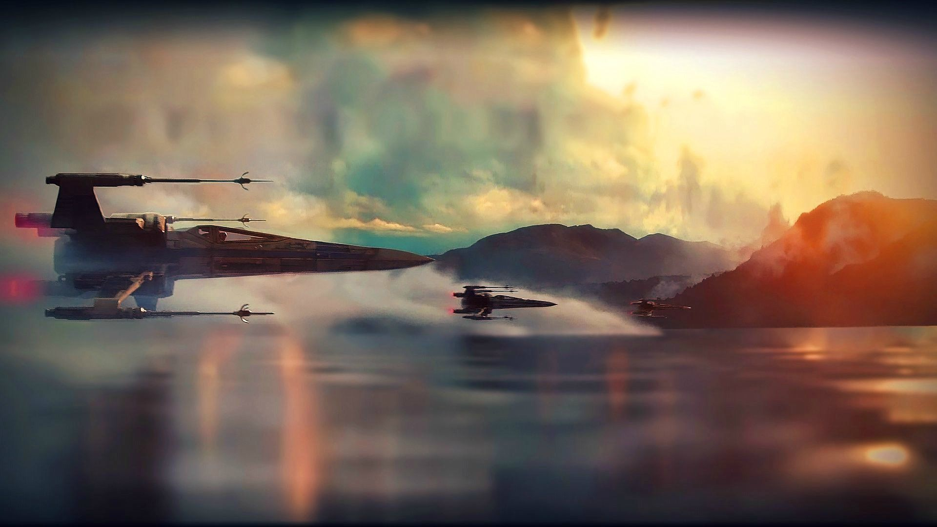 Star Wars The Force Awakens Wallpapers Top Free Star Wars