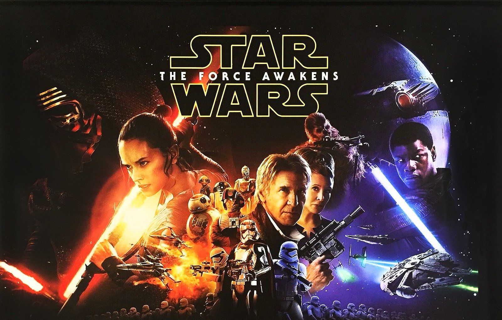 The Force Awakens Wallpapers Top Free The Force Awakens