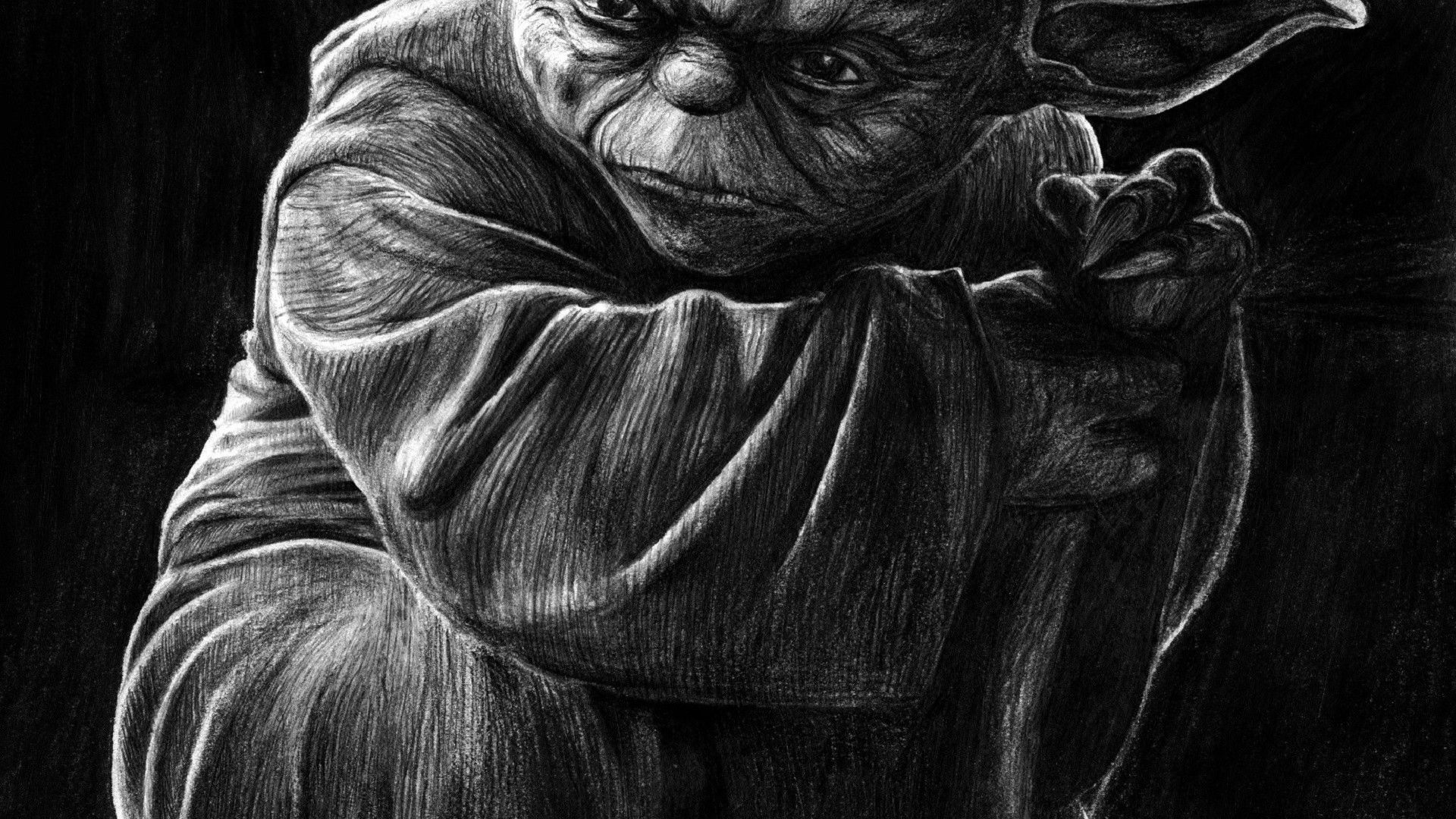 Star Wars Yoda Wallpapers Top Free Star Wars Yoda Backgrounds Wallpaperaccess