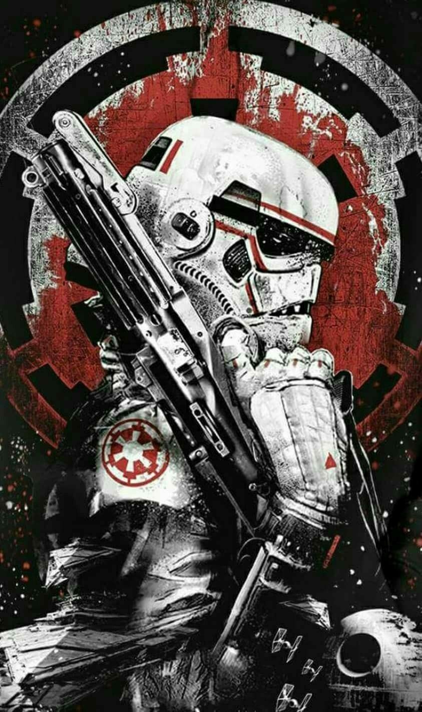 First Order Stormtrooper Wallpapers