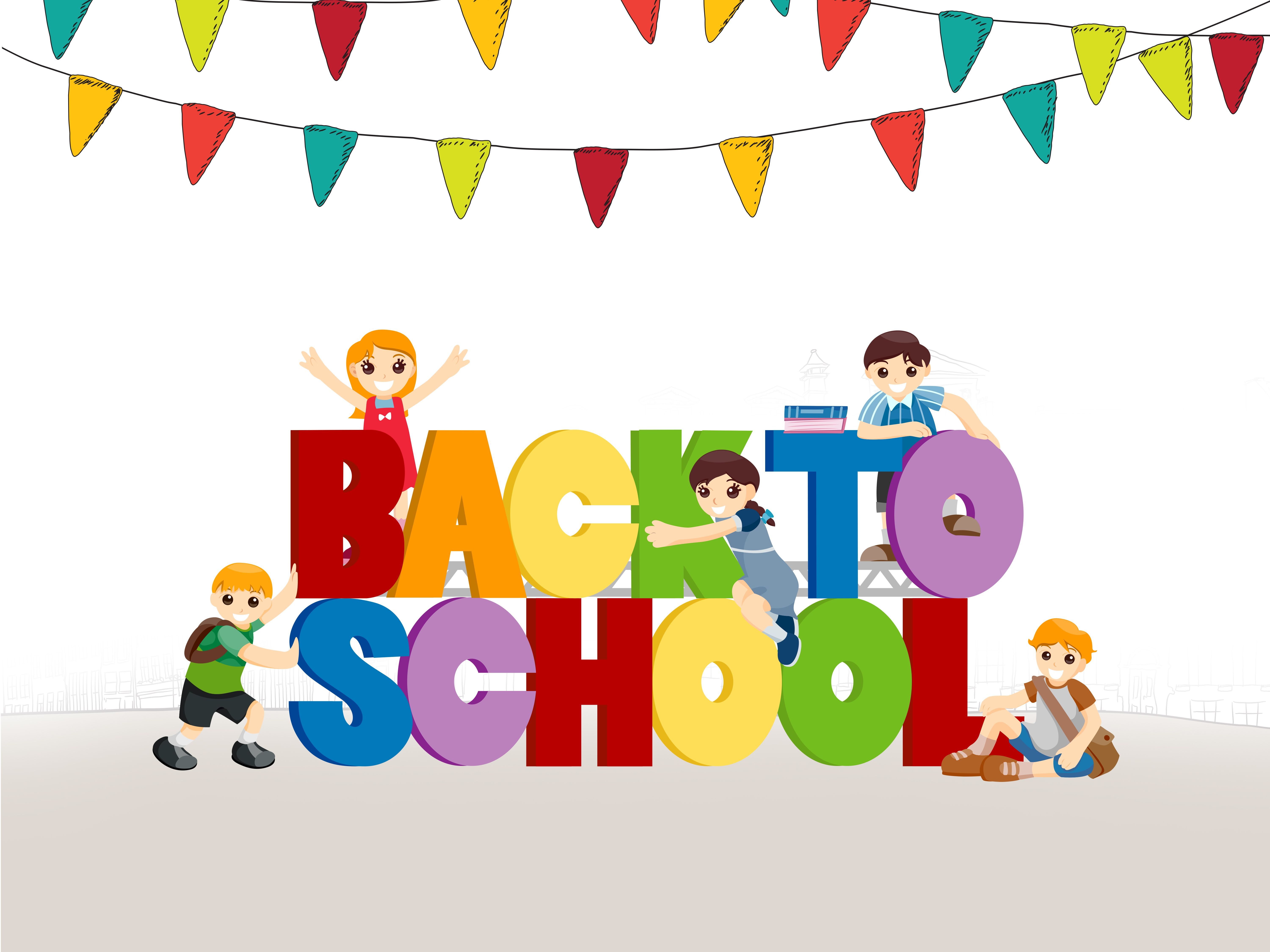 Welcome Back To School Wallpapers Top Free Welcome Back To