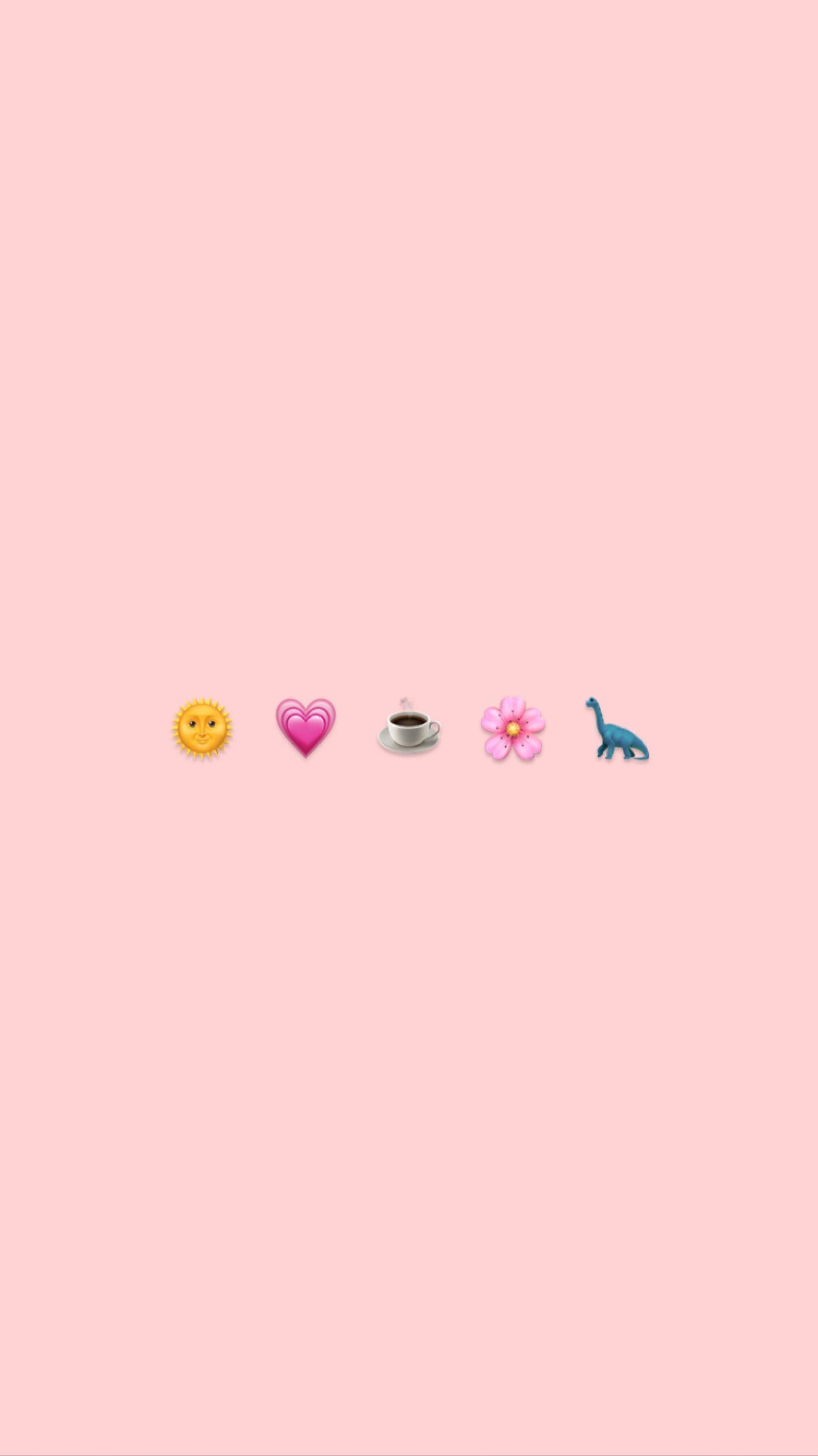 Aesthetic Emoji Wallpapers Top Free Aesthetic Emoji Backgrounds Wallpaperaccess
