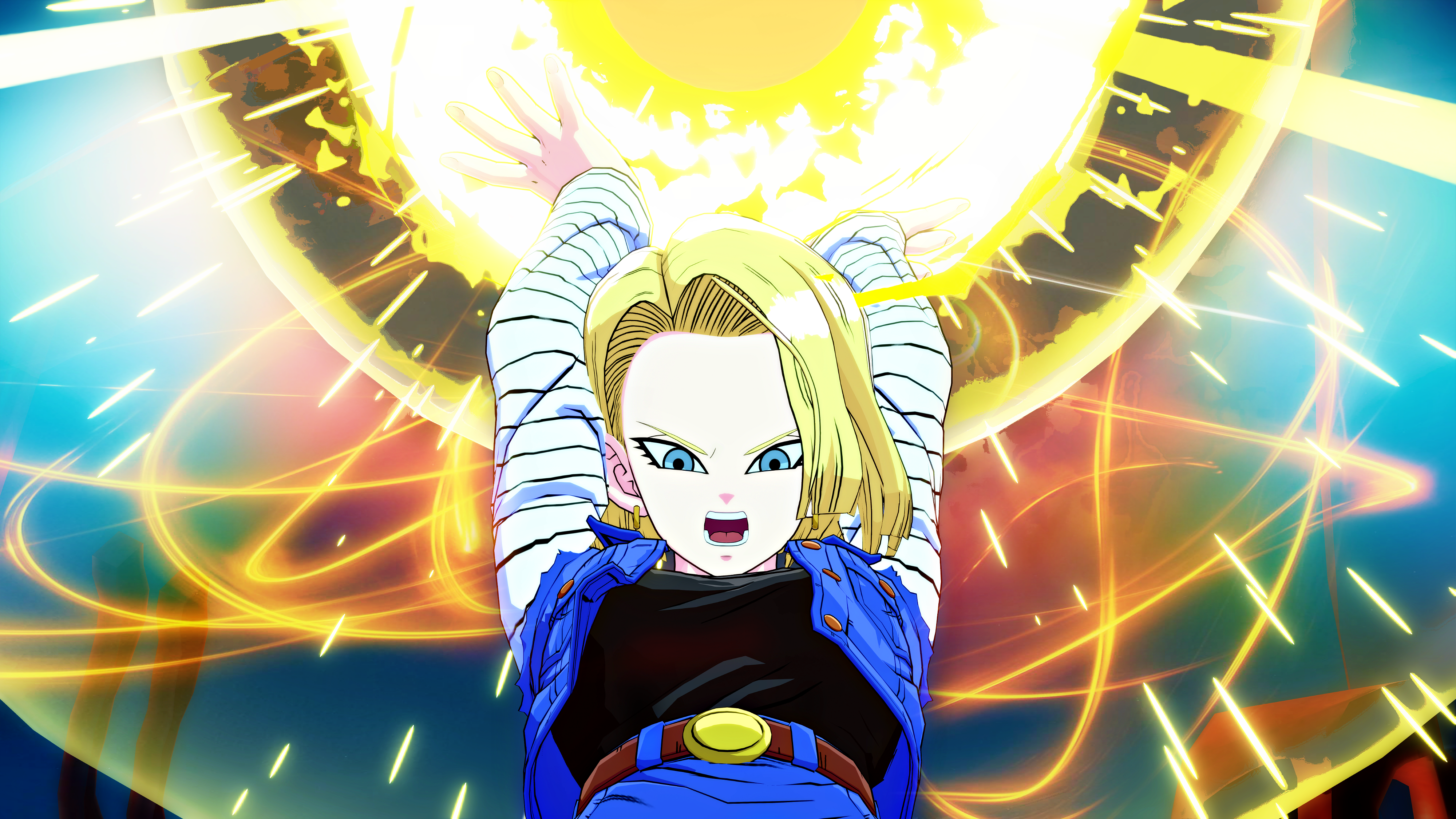 Android 18 Wallpapers - Top Free Android 18 Backgrounds