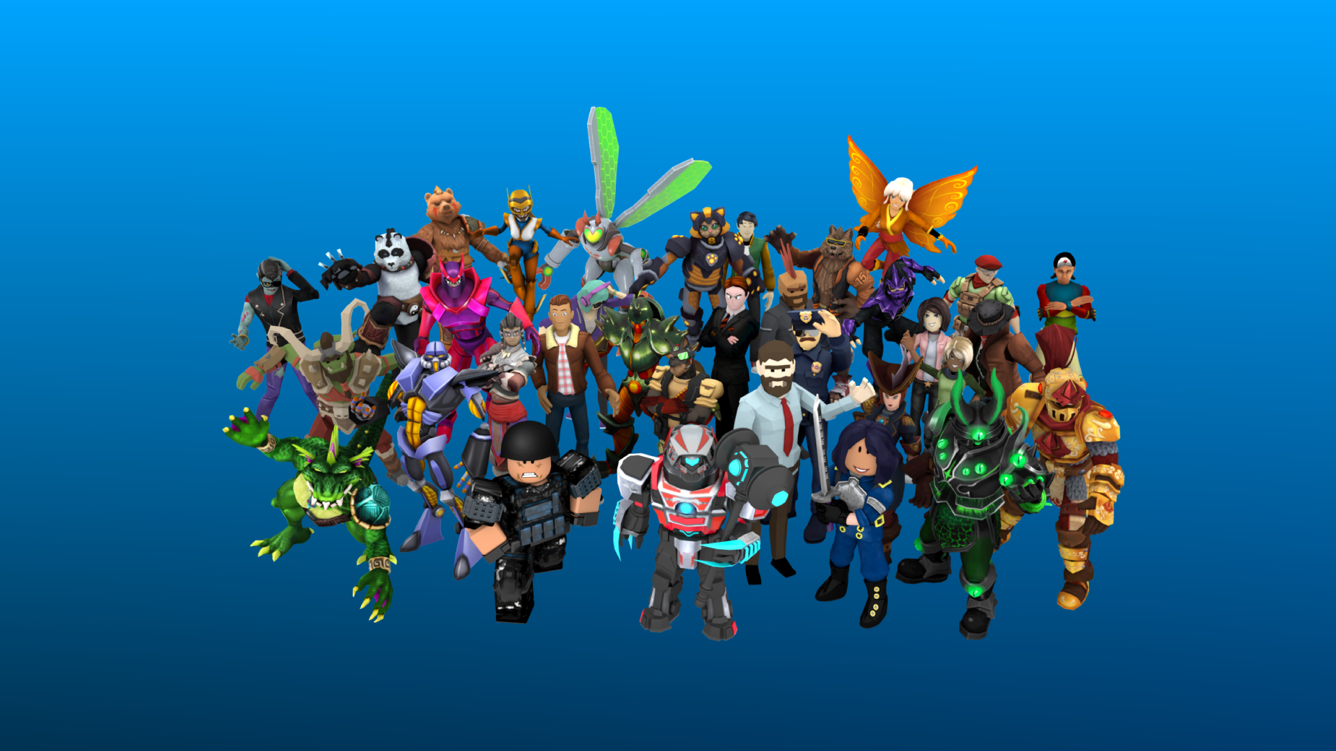 Funny Roblox Wallpapers