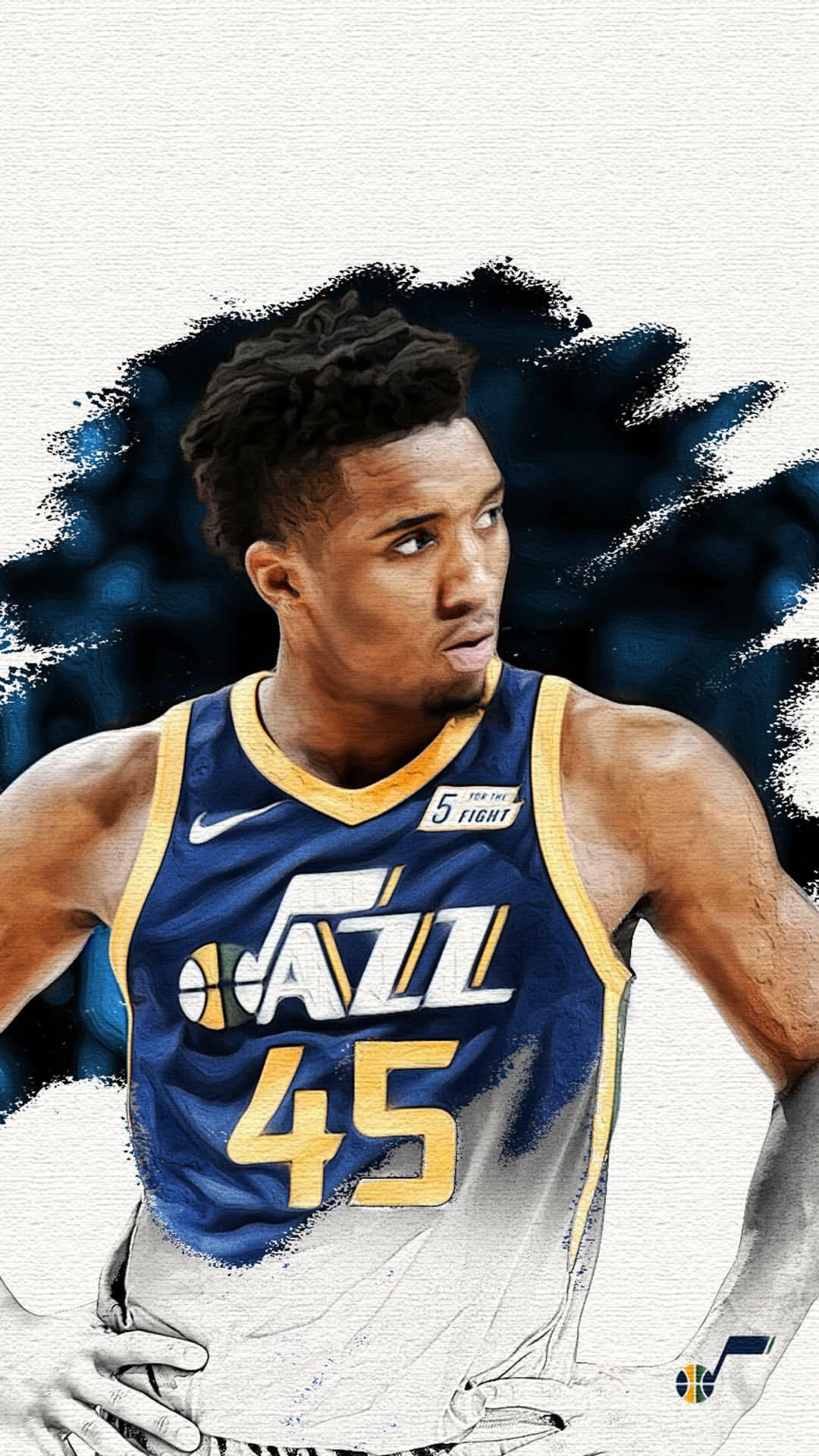 Donovan Mitchell Wallpapers - Top Free