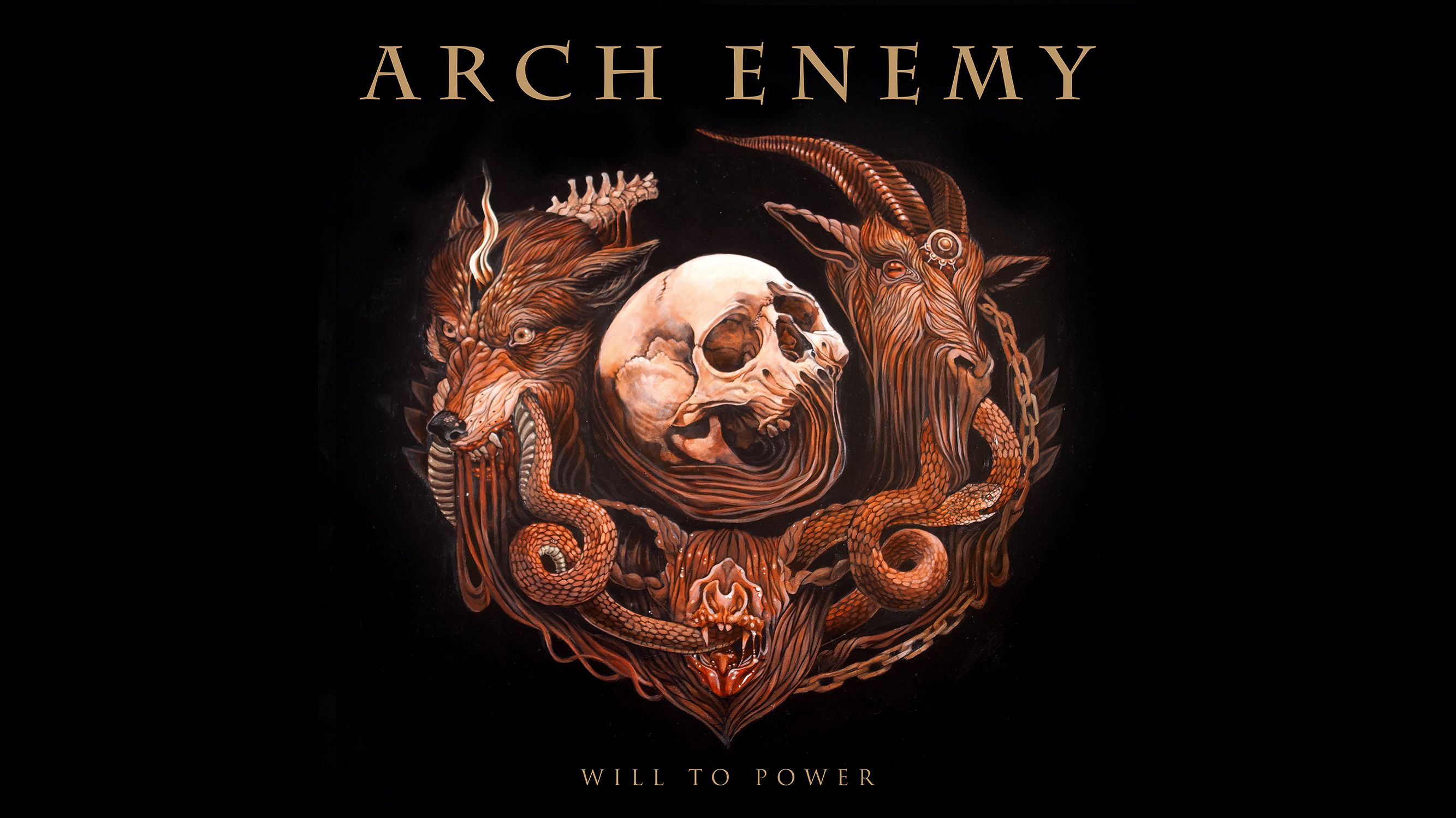 Arch Enemy Logo Wallpapers Top Free Arch Enemy Logo