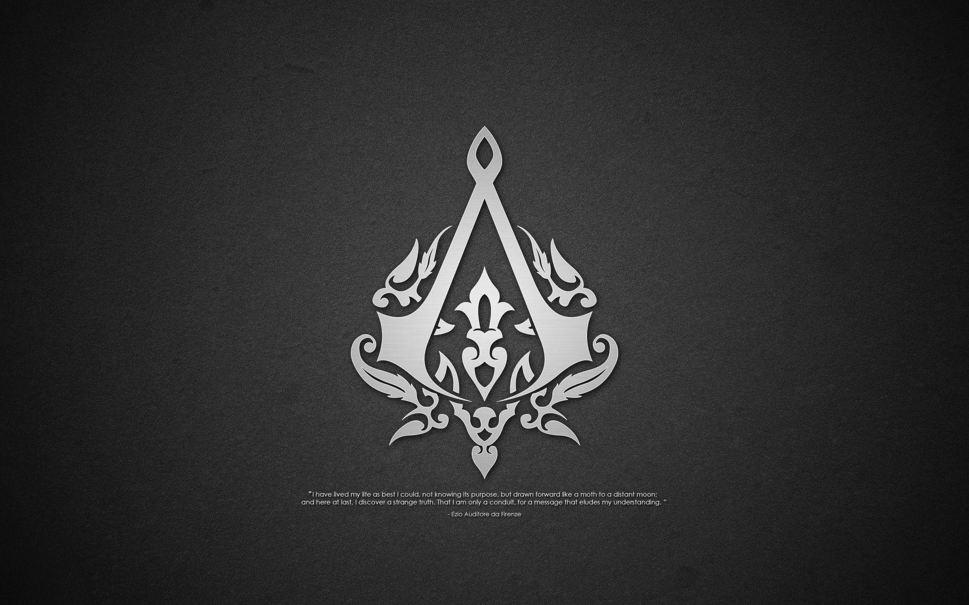 Assassin S Creed Logo Wallpapers Top Free Assassin S Creed Logo Backgrounds Wallpaperaccess