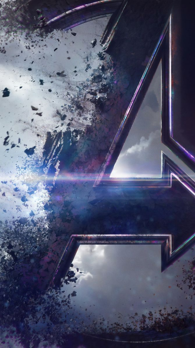 Avengers Endgame Logo Wallpapers Top Free Avengers Endgame Logo Backgrounds Wallpaperaccess
