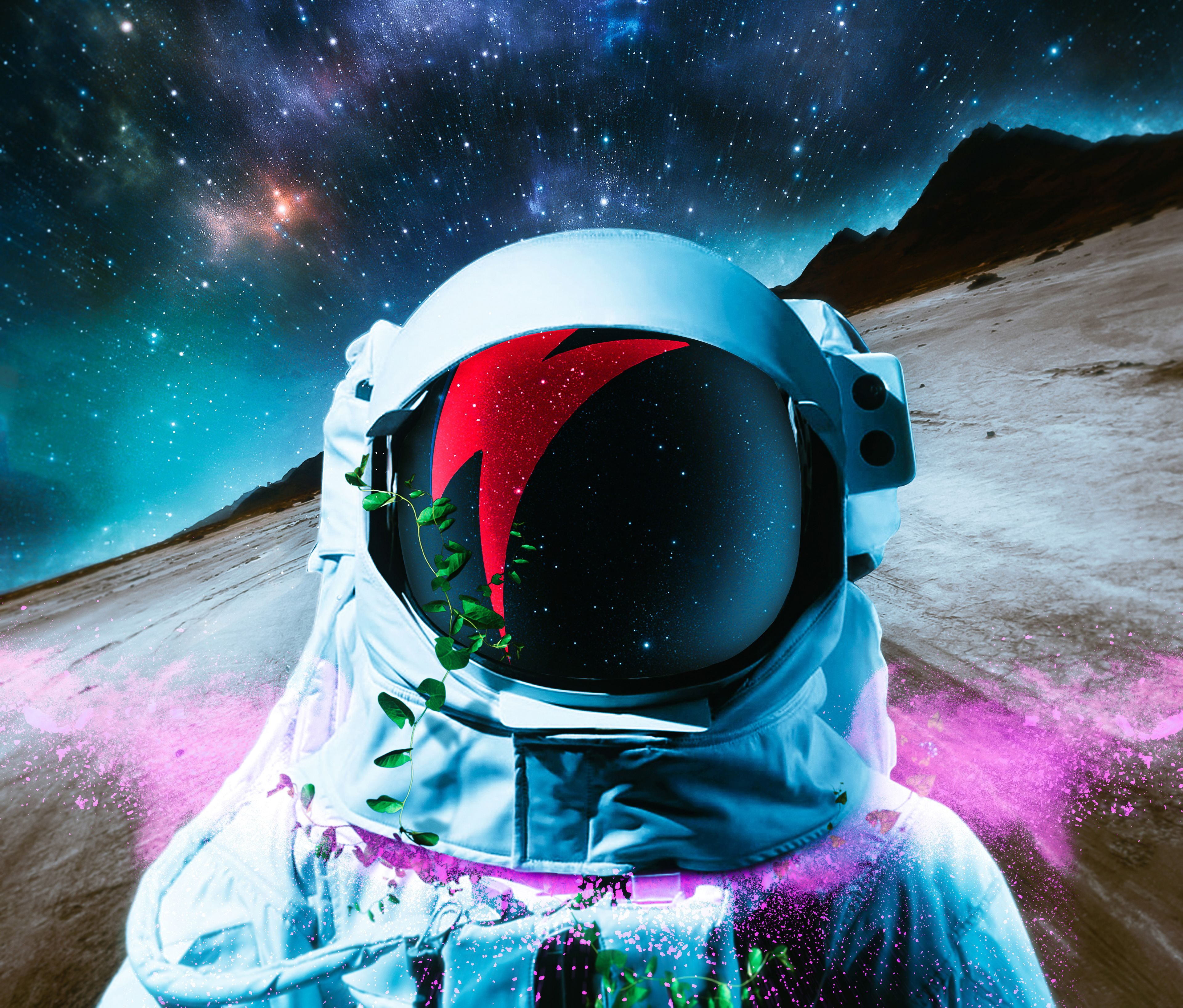 4k Astronaut Wallpapers Top Free 4k Astronaut Backgrounds Wallpaperaccess