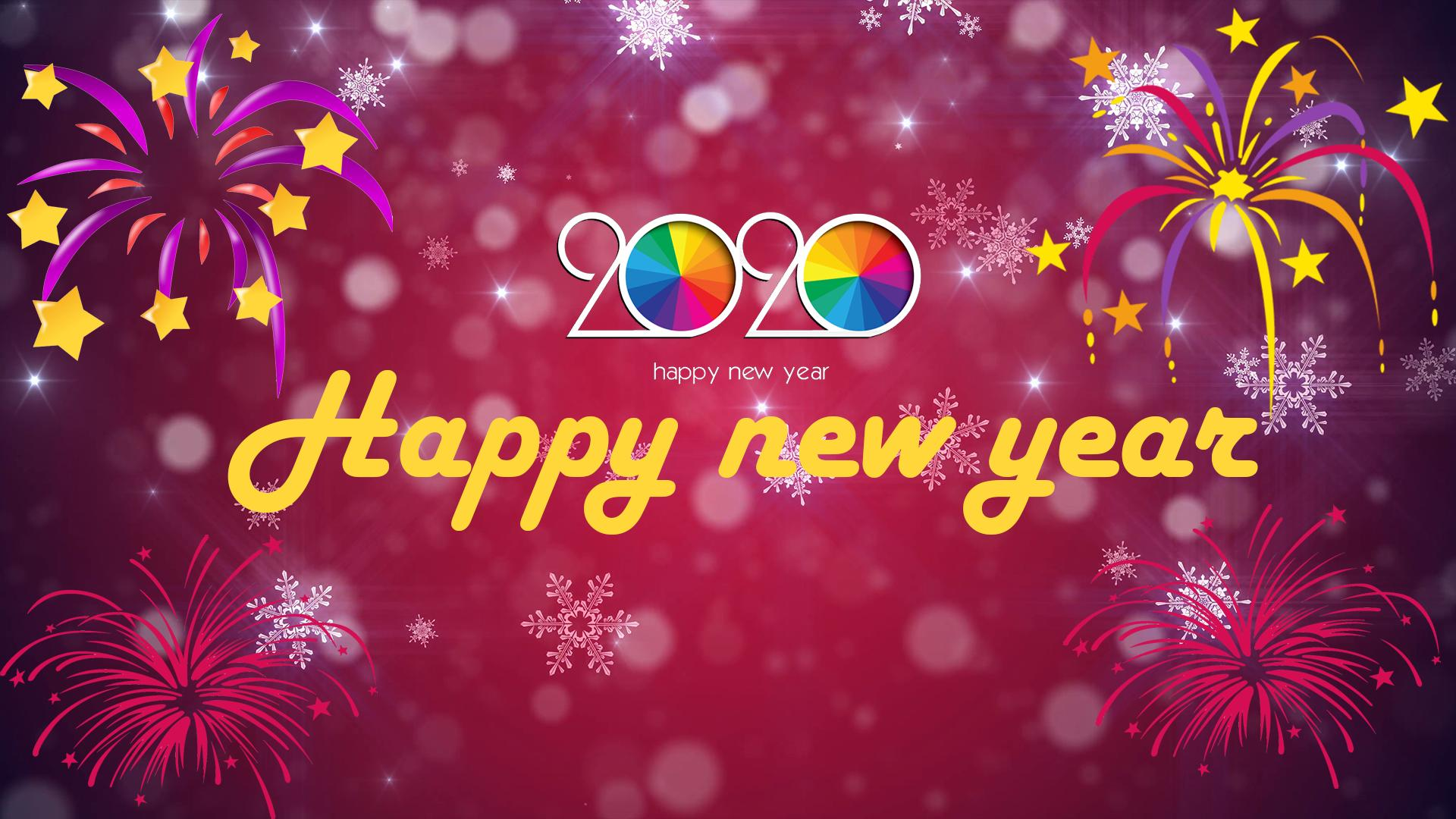 Download New Year Background