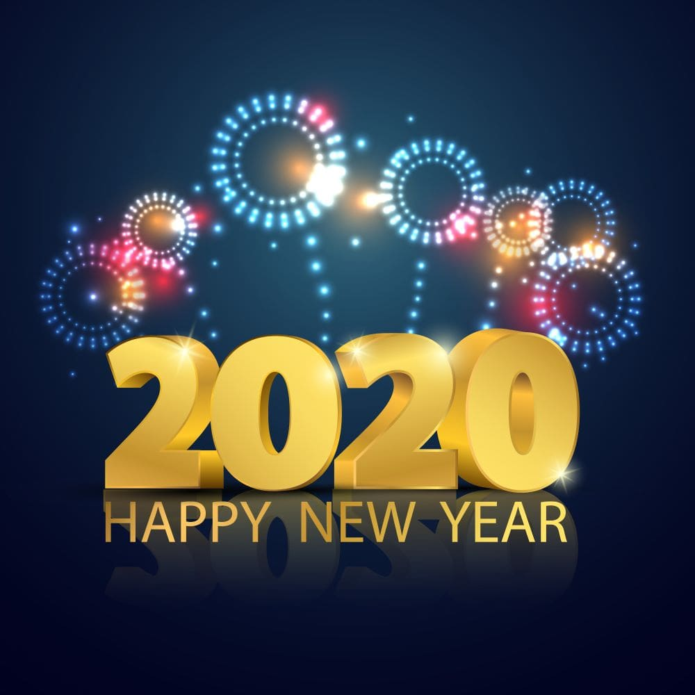 Happy New Year 2020 Wallpapers - Top Free Happy New Year ...