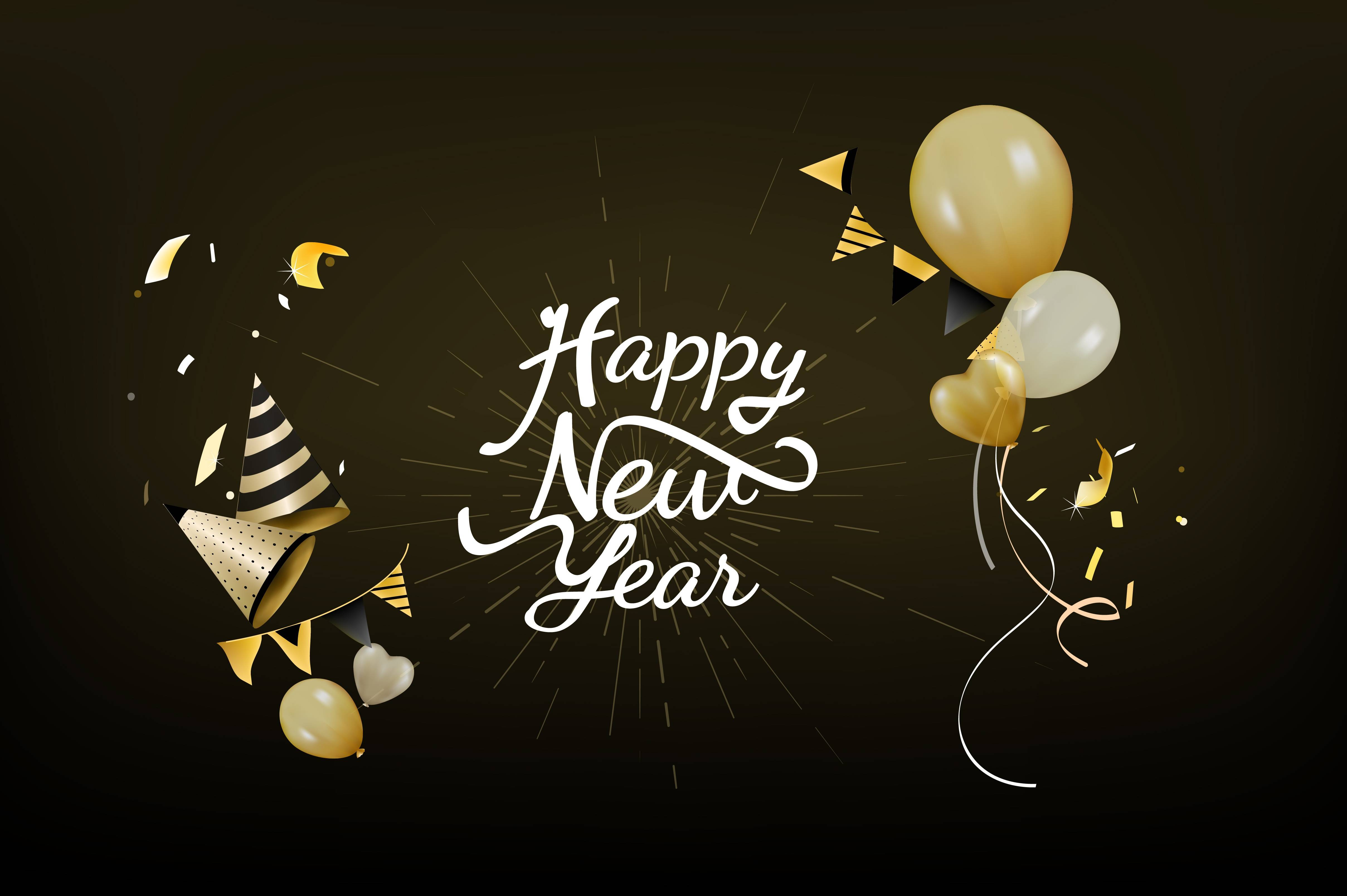 Happy New Year Wallpapers - Top Free Happy New Year Backgrounds