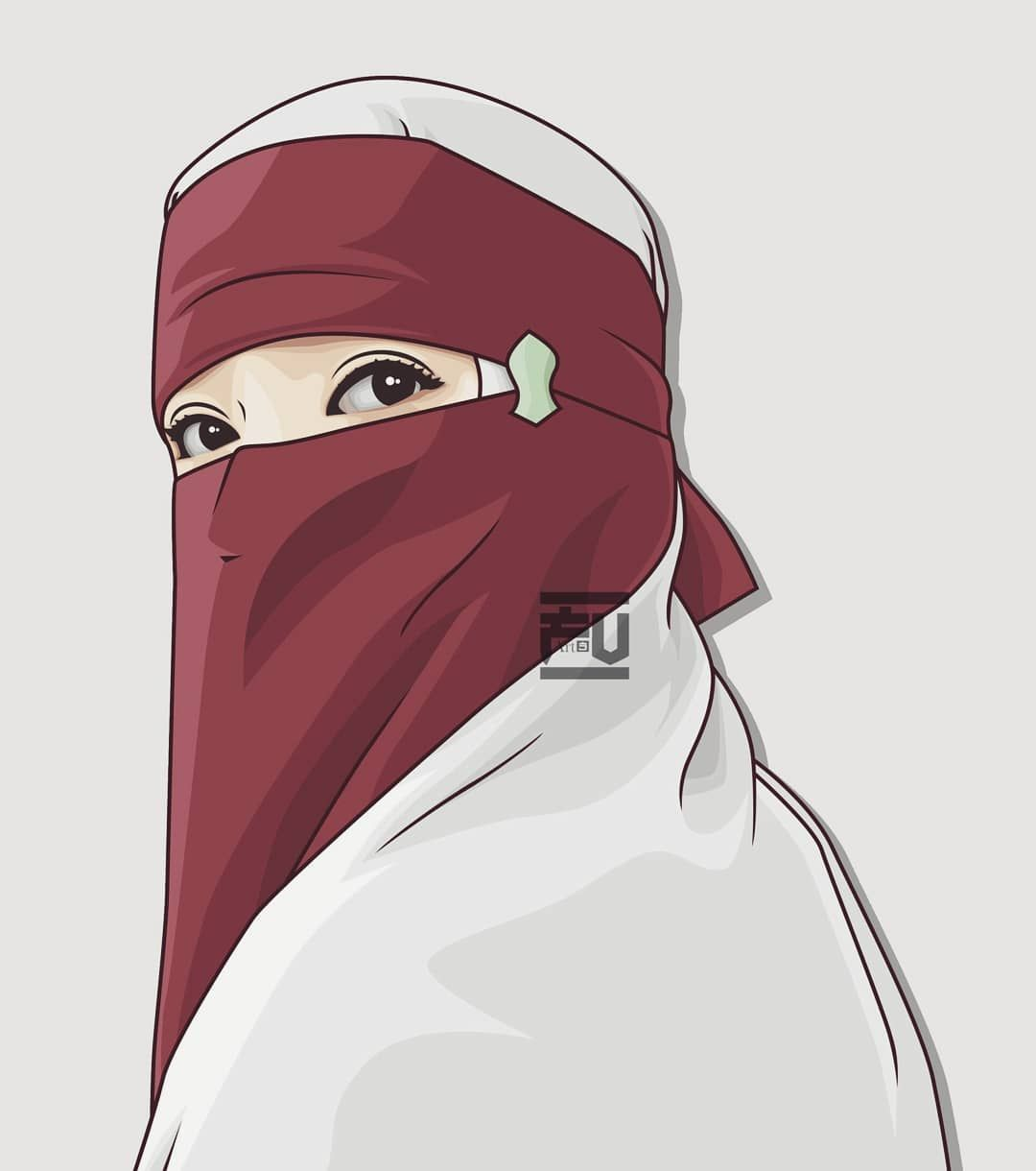Muslim Girl Cartoon Wallpapers Top Free Muslim Girl Cartoon