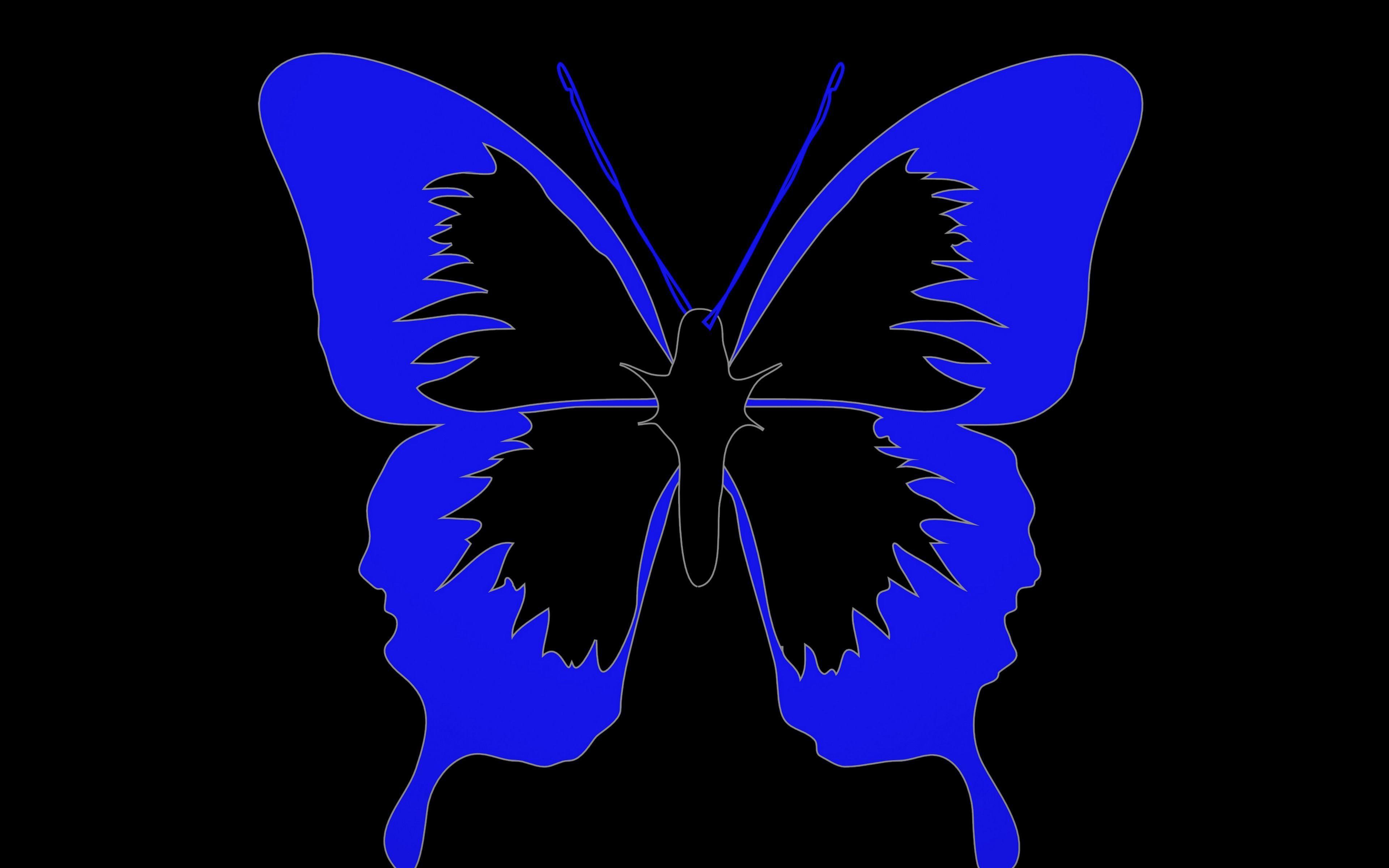 Dark Butterfly Wallpapers - Top Free Dark Butterfly ...