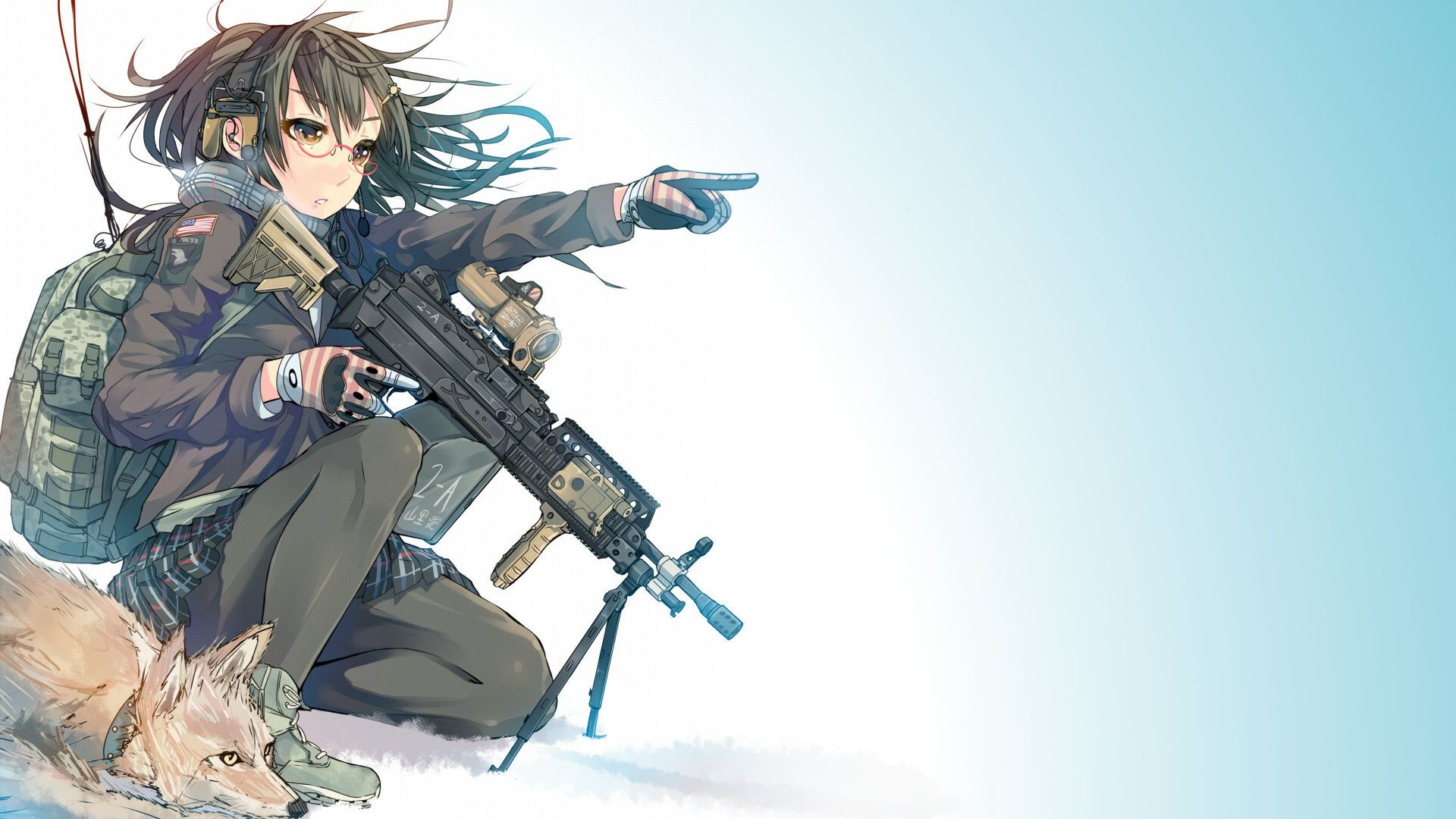 Anime Soldier Wallpapers - Top Free Anime Soldier Backgrounds