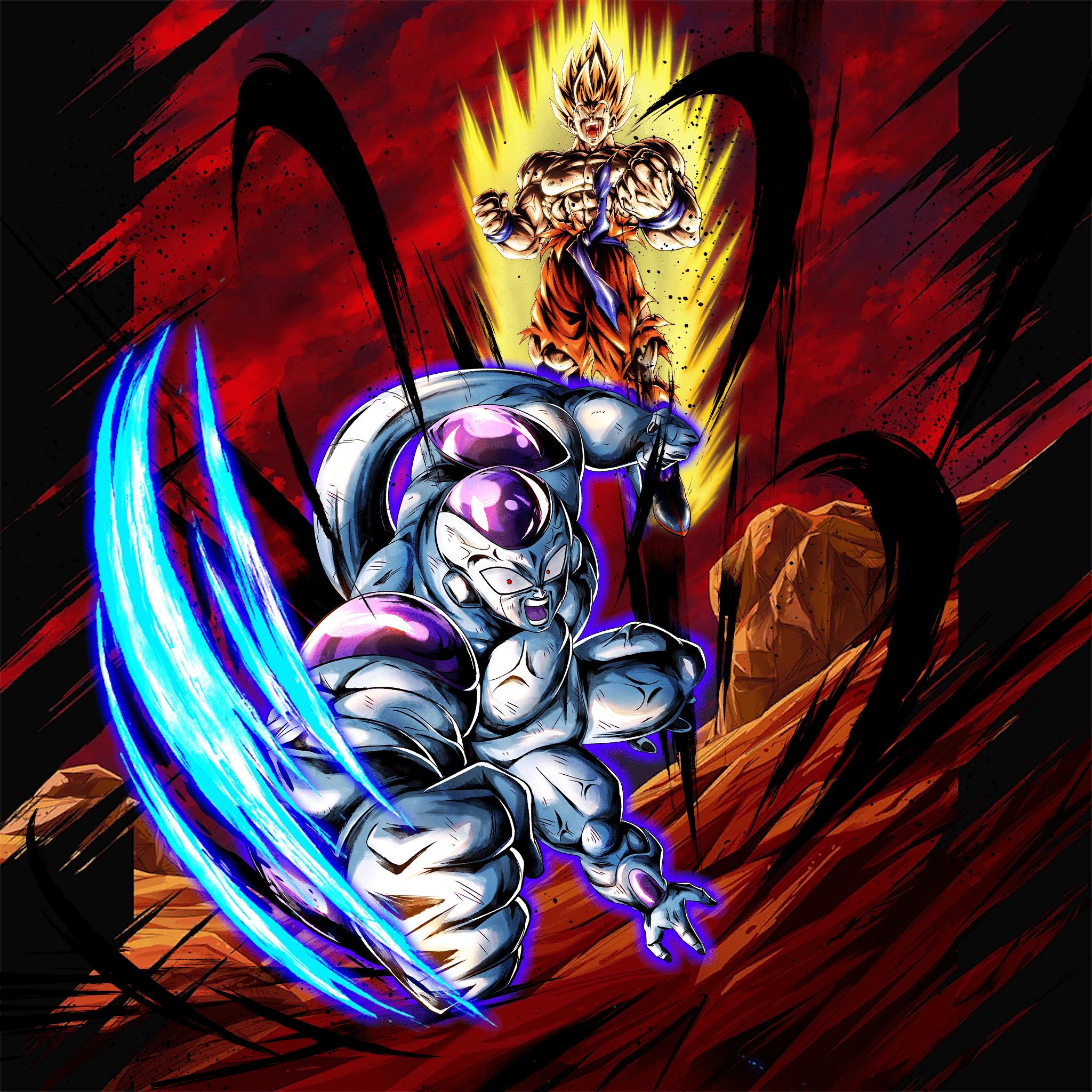 Goku vs Frieza Wallpapers - Top Free Goku vs Frieza ...