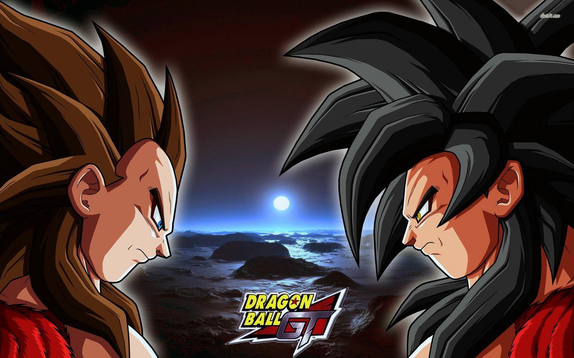 Dragon Ball Gt Wallpapers Top Free Dragon Ball Gt Backgrounds Wallpaperaccess
