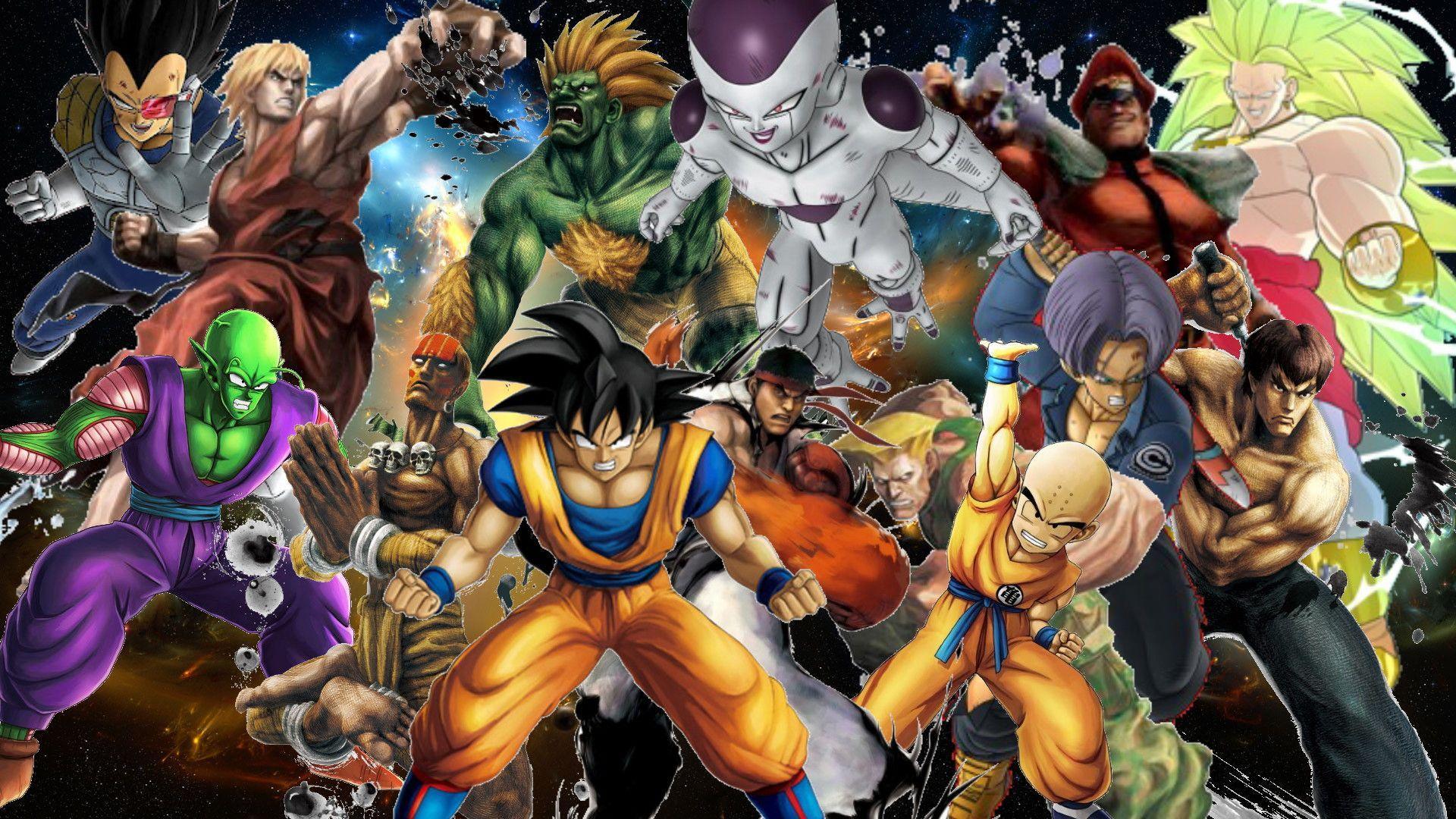 Dragon Ball Hd Wallpapers Top Free Dragon Ball Hd