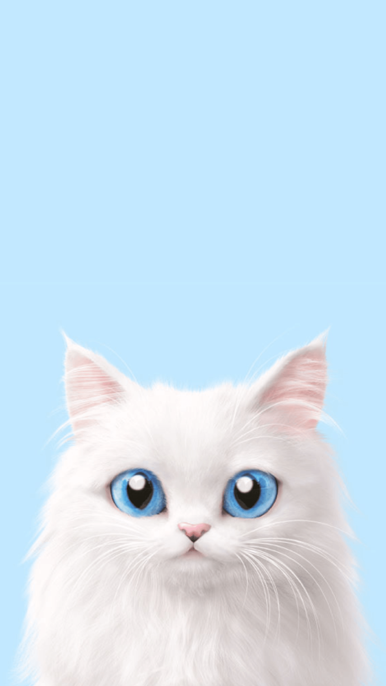 Cat Wallpapers For Iphone Babangrichie Org