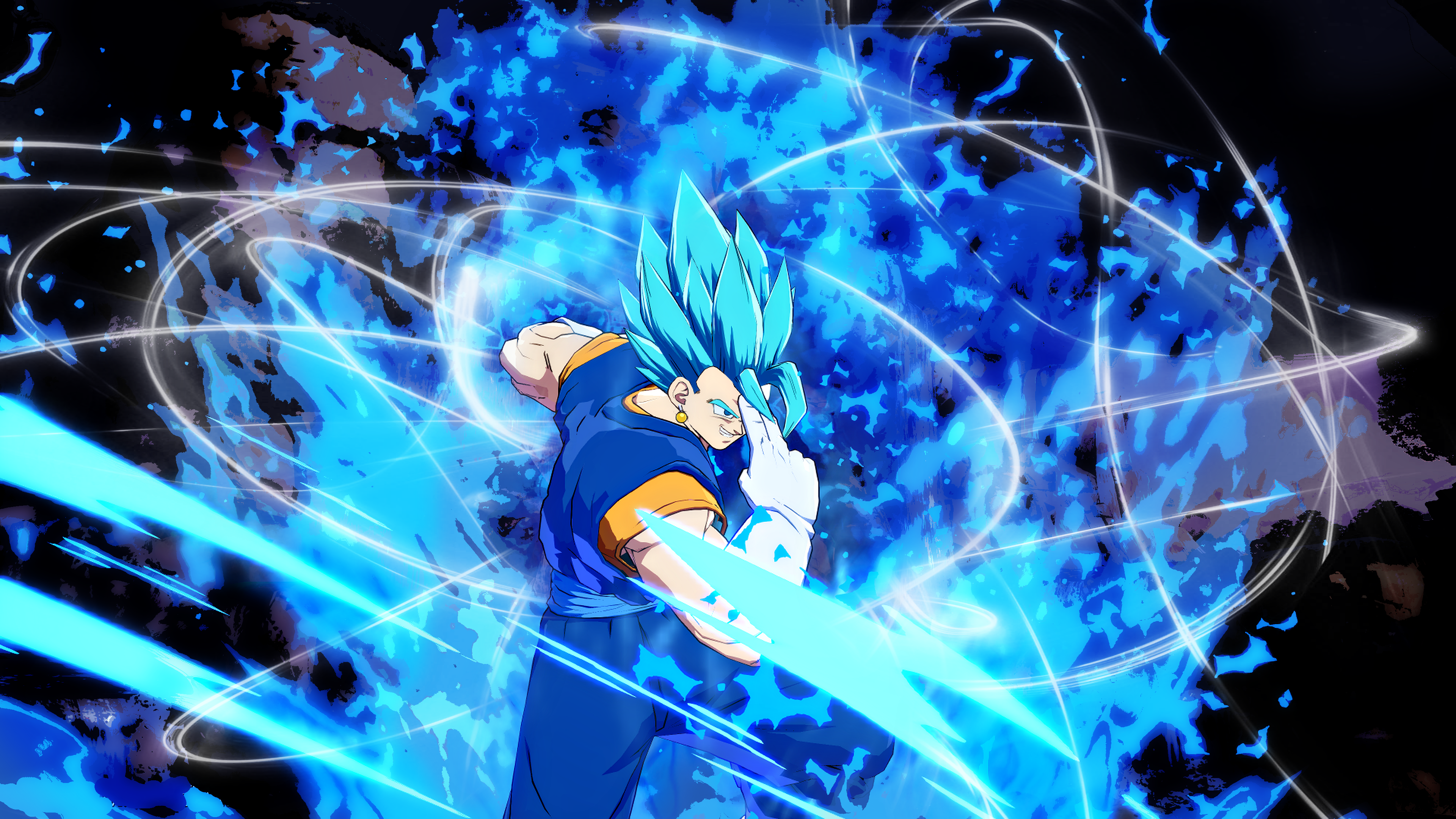 Vegito Blue Wallpapers Top Free Vegito Blue Backgrounds