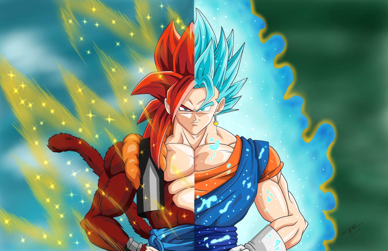 Goku Super Saiyan 4 Wallpapers Top Free Goku Super Saiyan 4
