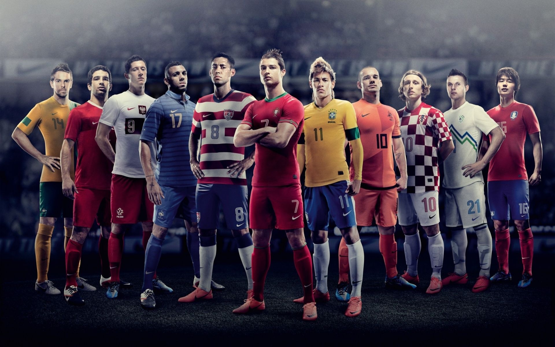 Soccer Player Wallpapers Top Free Soccer Player Backgrounds Wallpaperaccess