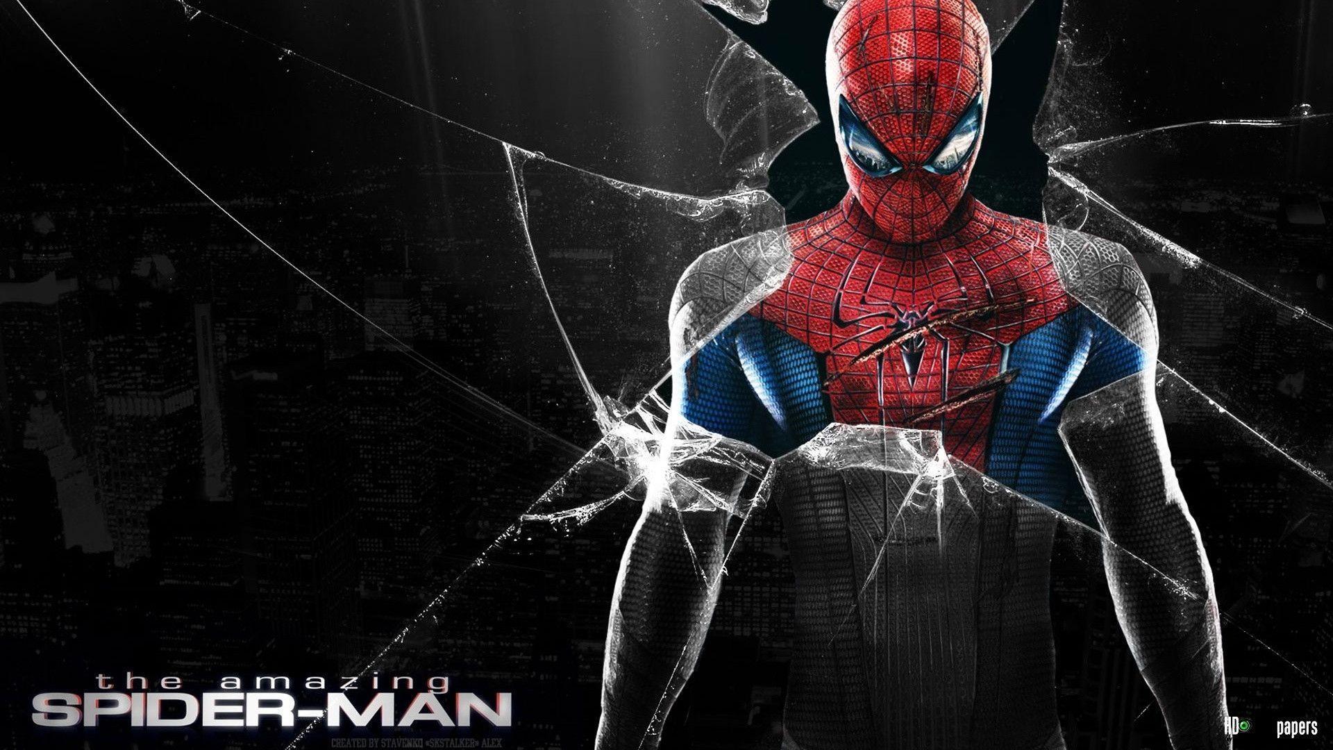 Black Spiderman Wallpaper For Laptop