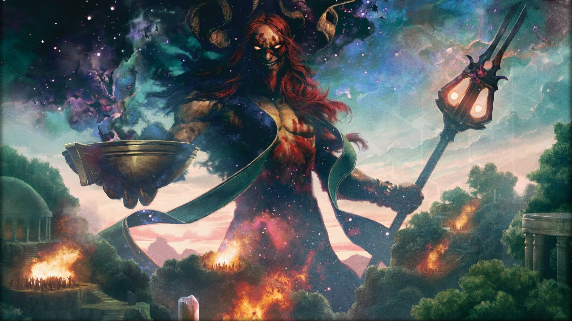 Magic The Gathering Wallpapers Top Free Magic The Gathering