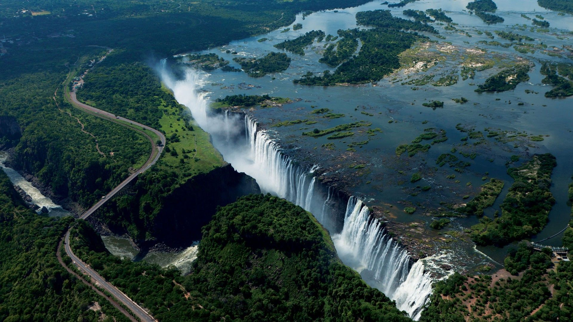 Victoria Falls Wallpapers - Top Free Victoria Falls Backgrounds ...