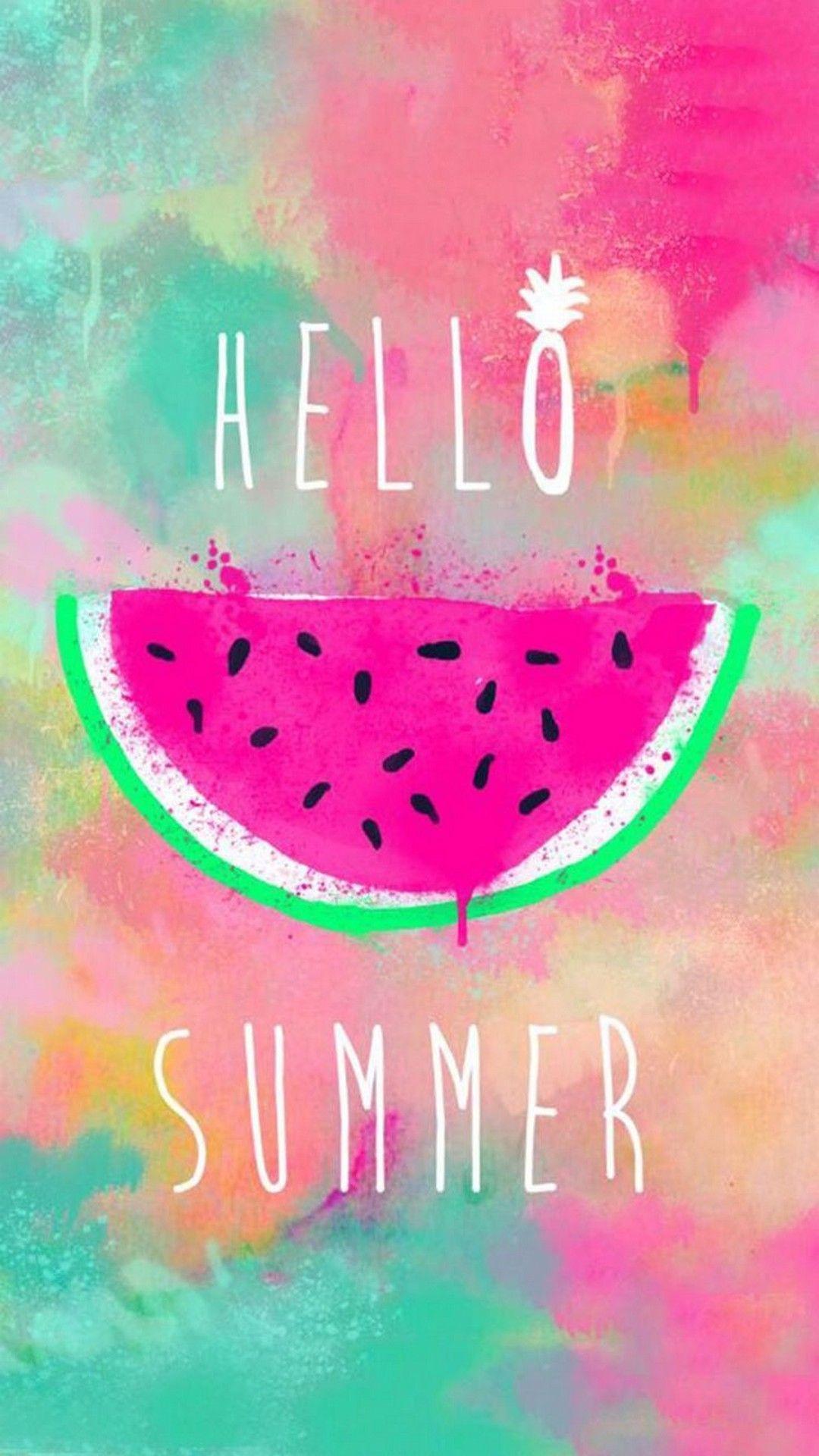 Cute Summer iPhone Wallpapers - Top Free Cute Summer ...