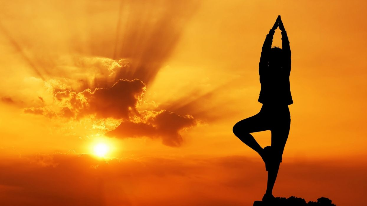Rezultate imazhesh për yoga wallpaper