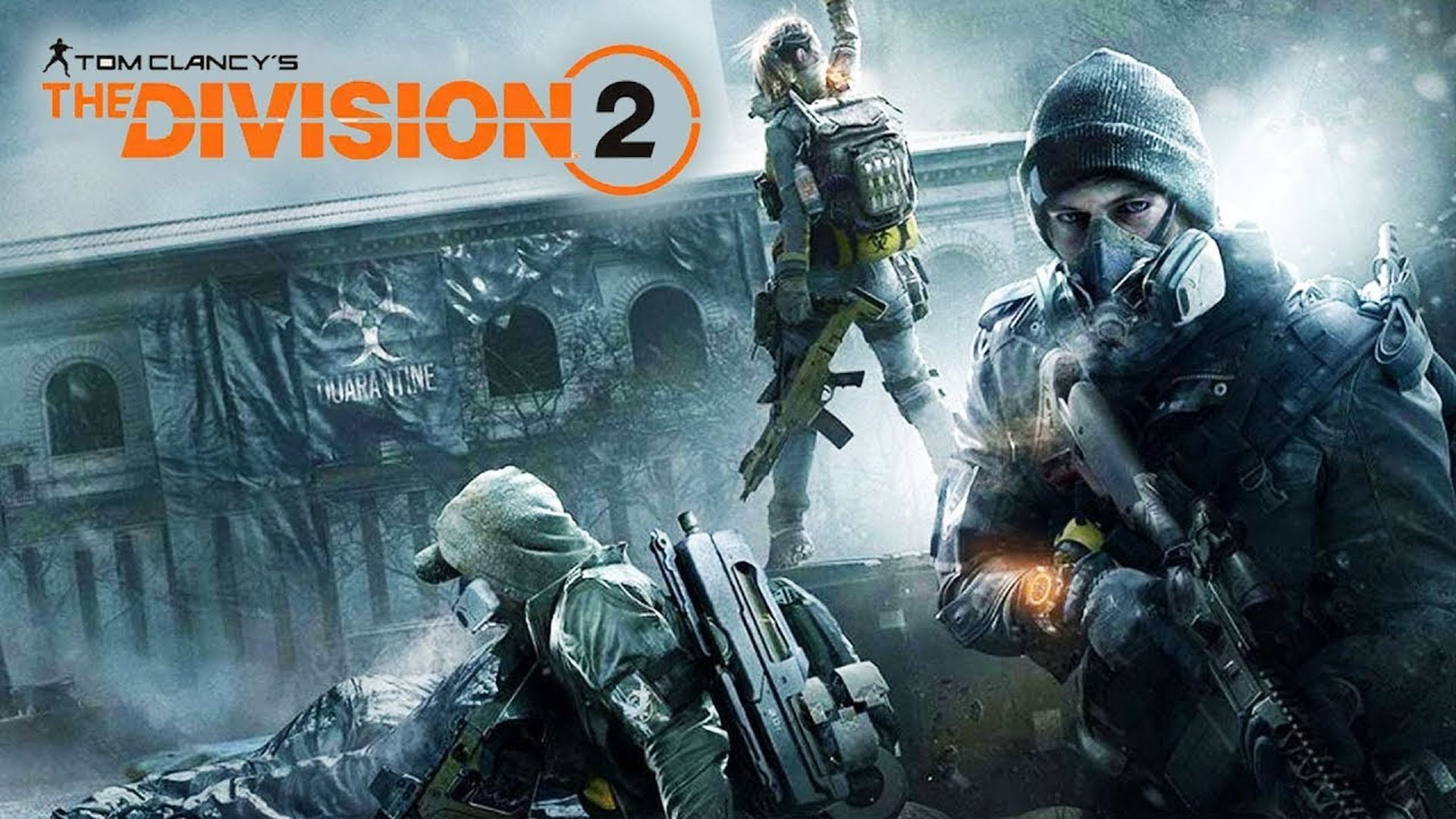 The Division 2 Wallpapers Top Free The Division 2 Backgrounds