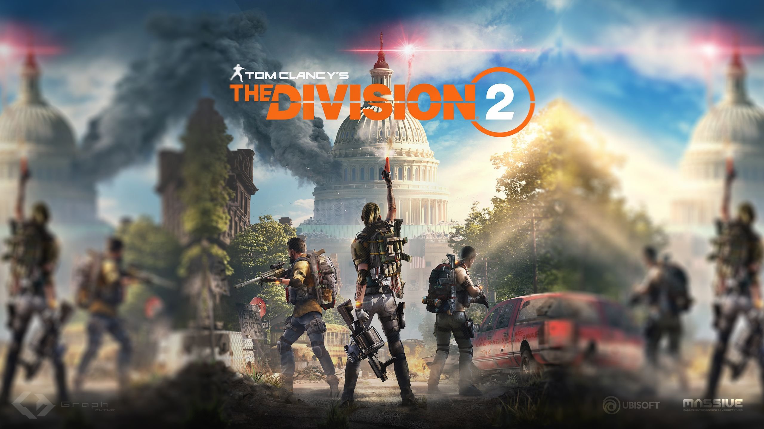 The Division 2 Wallpapers Top Free The Division 2