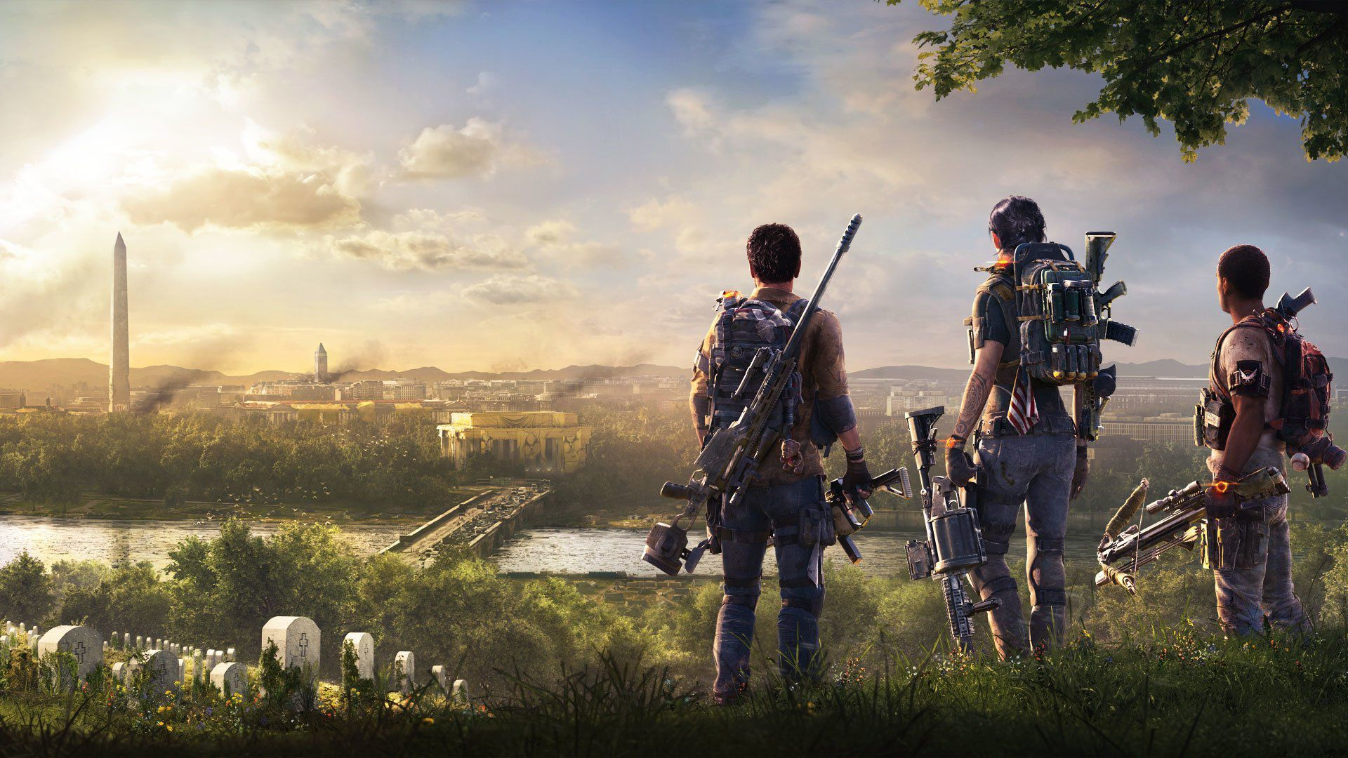 Tom Clancy's the Division 2 Wallpapers - Top Free Tom ...