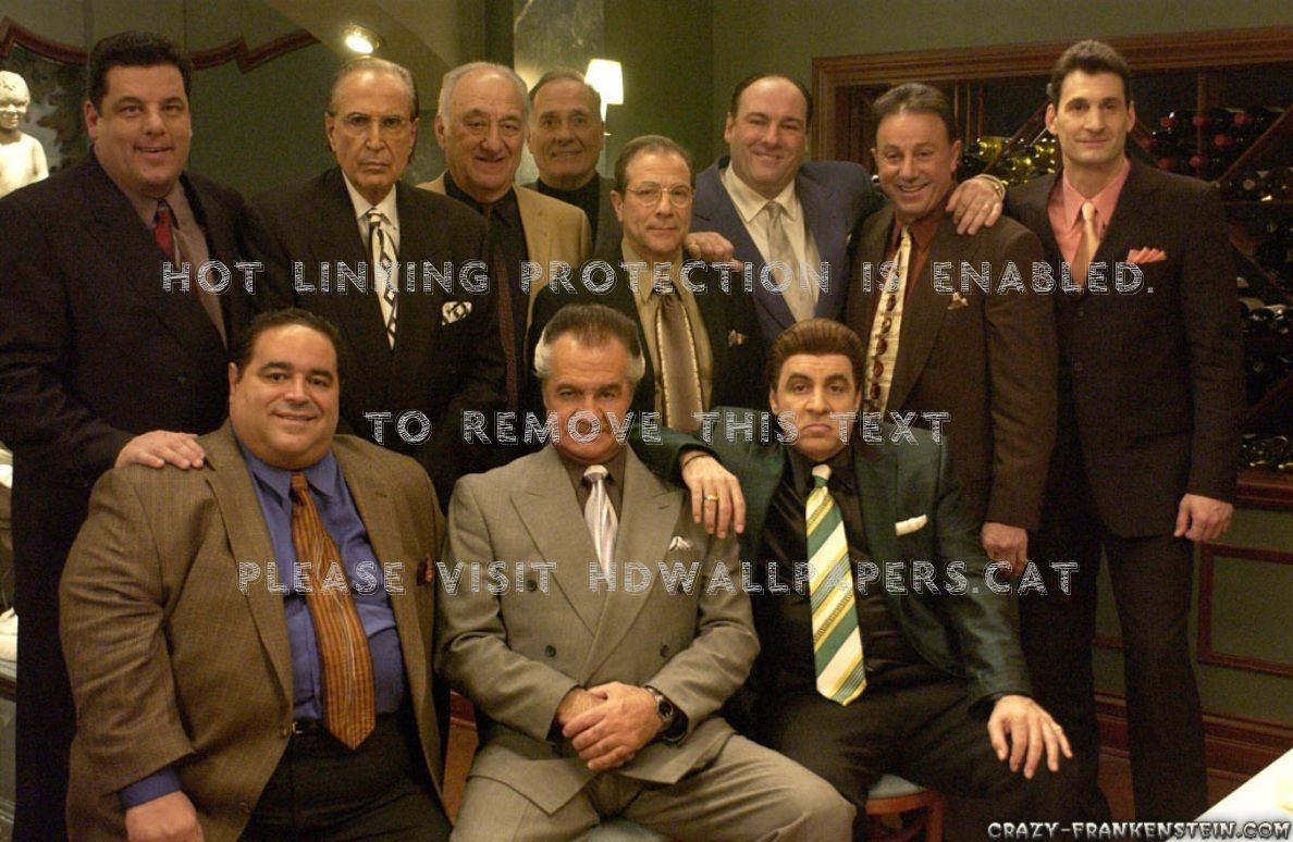 The Sopranos Wallpapers Top Free The Sopranos Backgrounds Wallpaperaccess