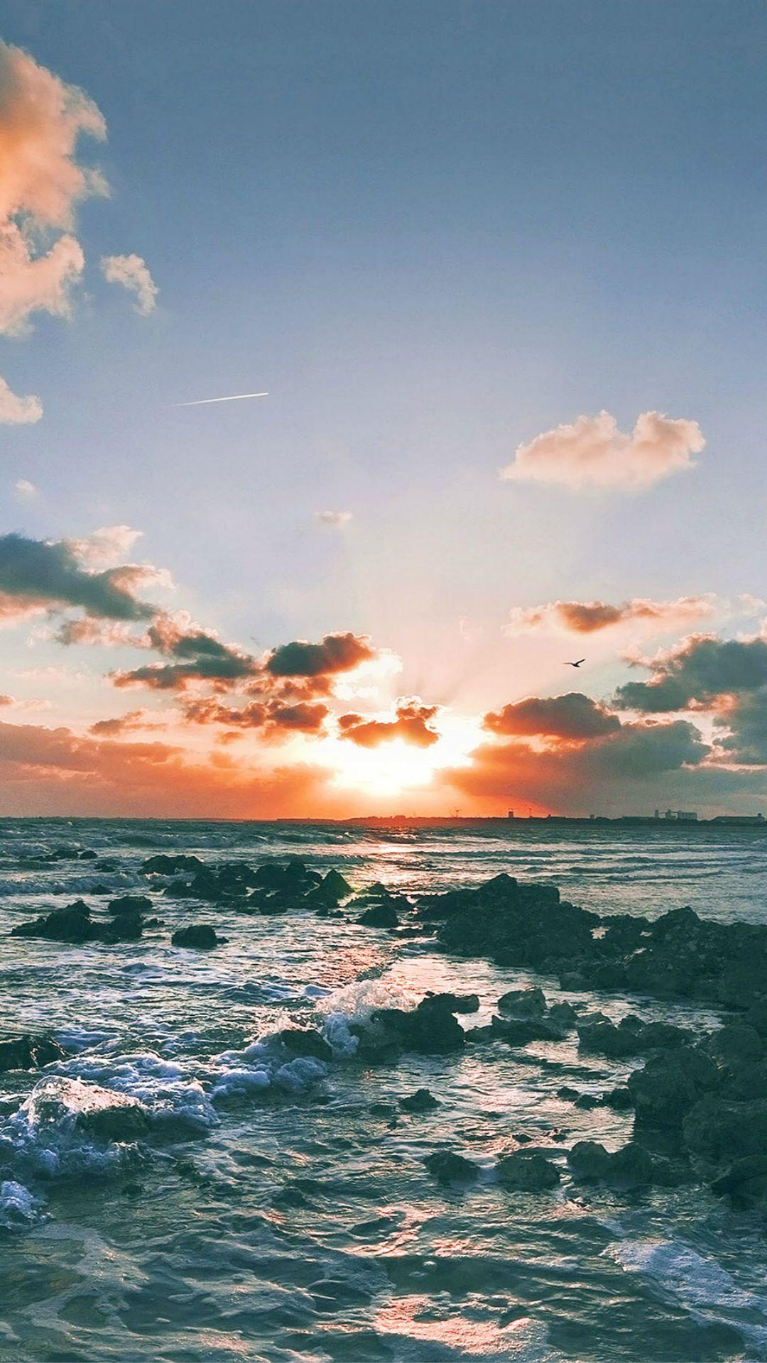 Ocean Iphone Wallpapers Top Free Ocean Iphone Backgrounds