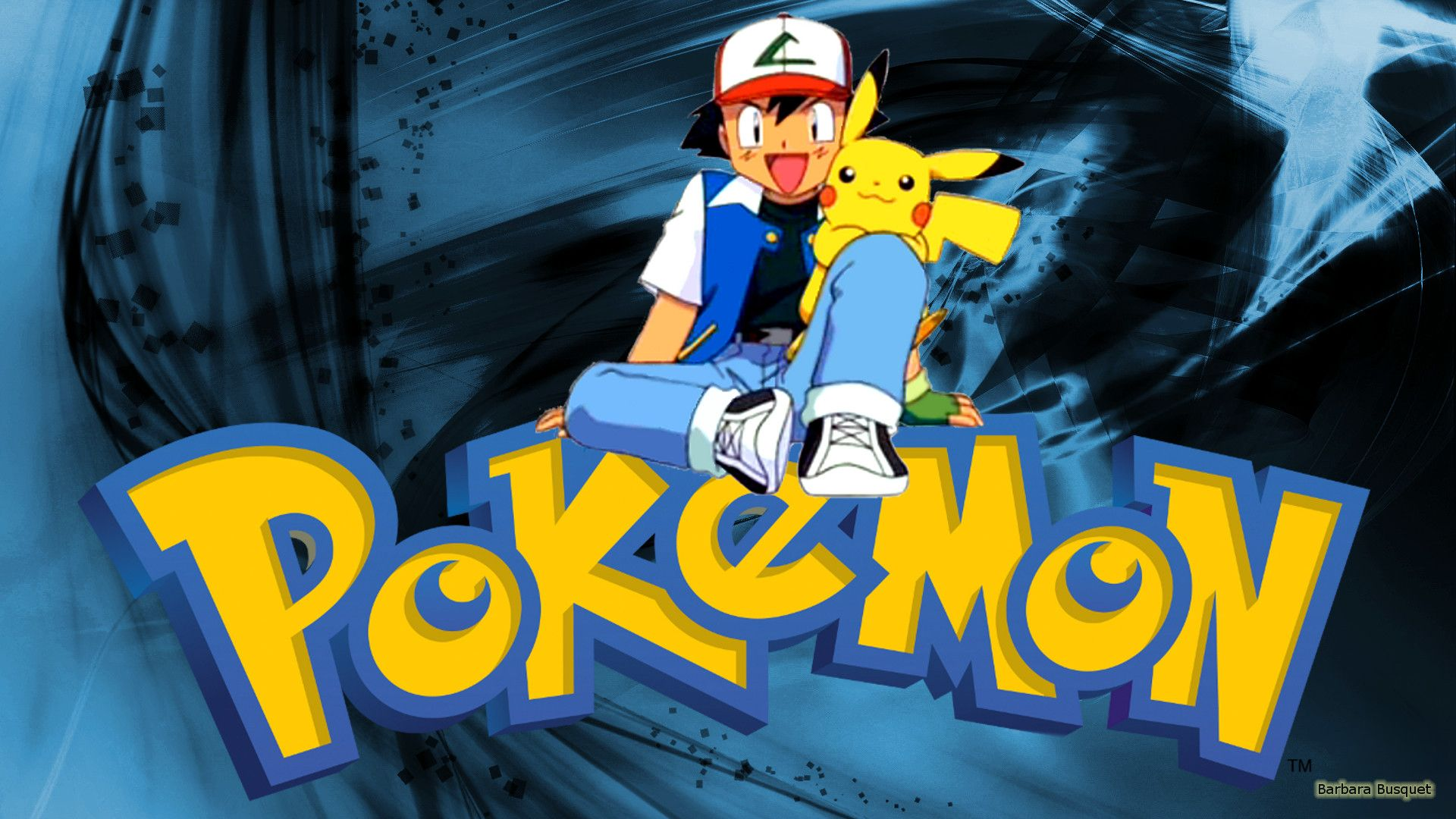 Pok mon ash and pikachu wallpapers top free pok mon ash - Ash and pikachu wallpaper ...
