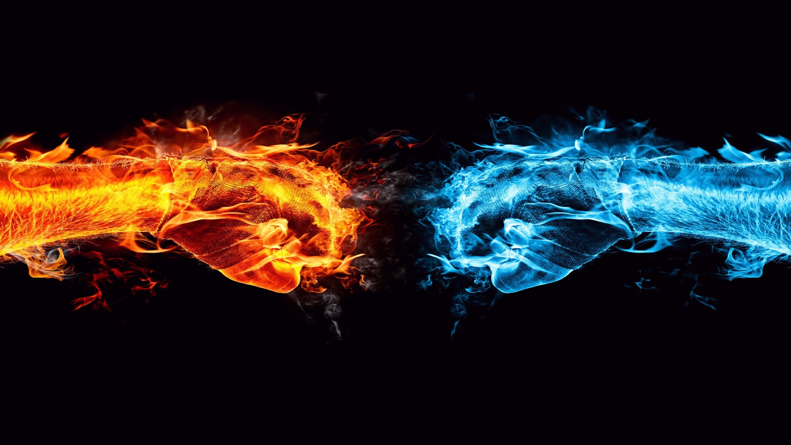 Fire And Ice Wallpapers Top Free Fire And Ice Backgrounds