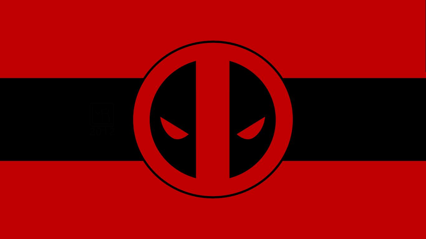 Deadpool Logo Wallpapers Top Free Deadpool Logo Backgrounds Wallpaperaccess