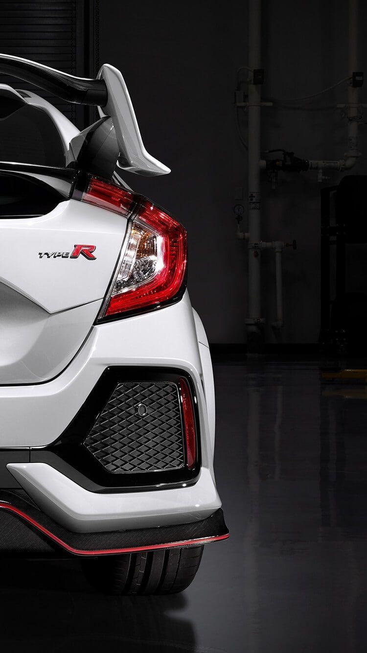 Honda Civic Type R Wallpapers Top Free Honda Civic Type R Backgrounds Wallpaperaccess