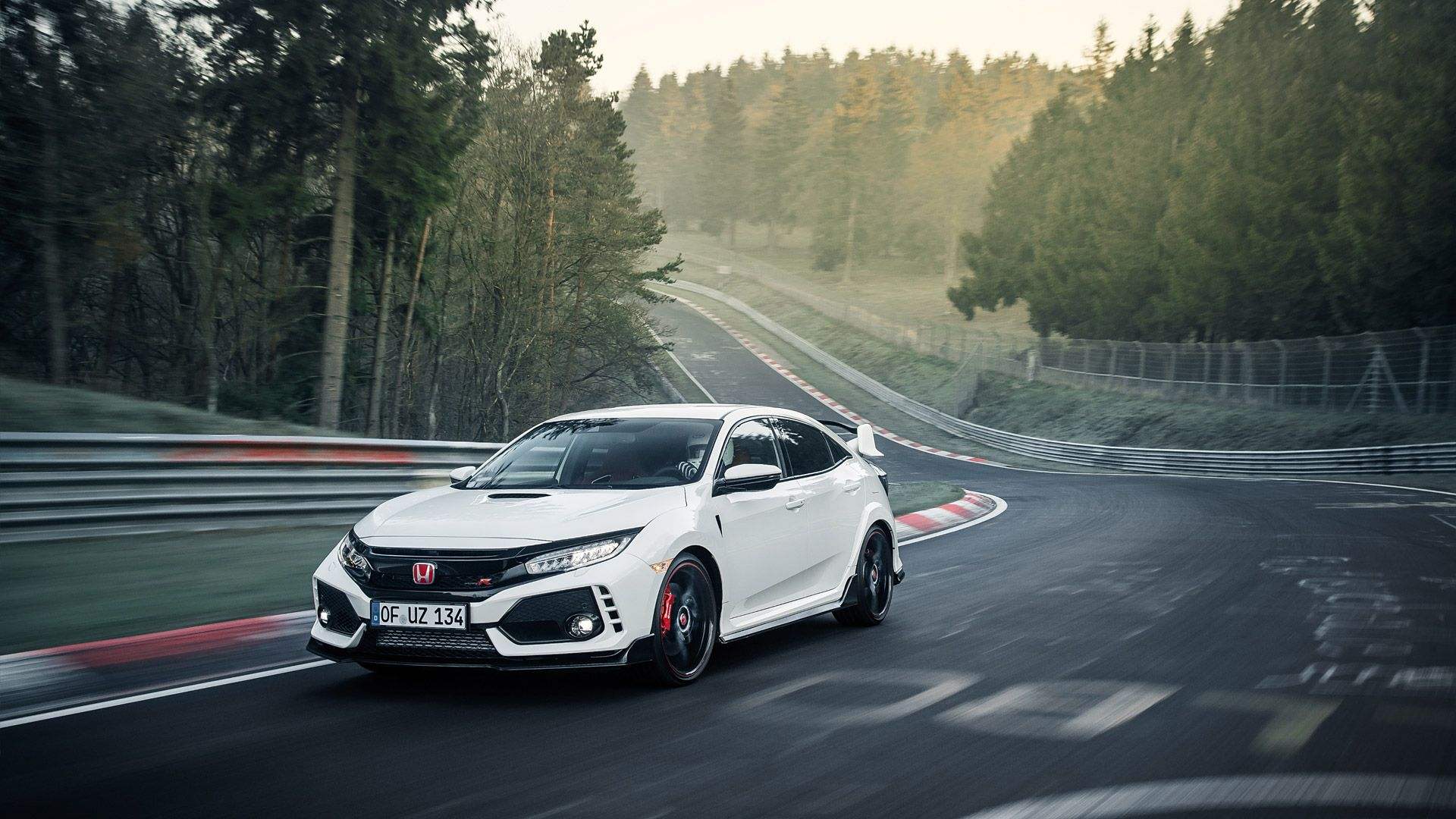 Honda Civic Type R Wallpapers Top Free Honda Civic Type R