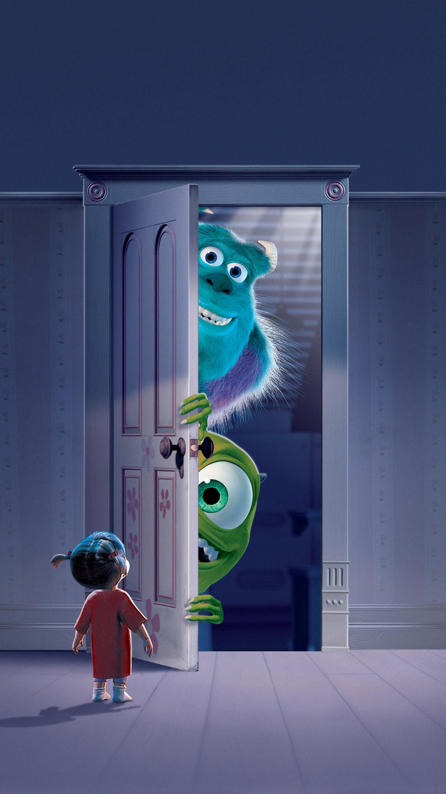 monsters inc wallpapers top free monsters inc backgrounds wallpaperaccess monsters inc wallpapers top free