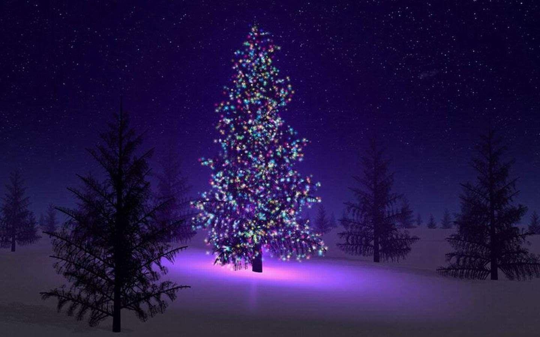 Hình nền Giáng sinh 1440x900 Pc - Giáng sinh vui vẻ và năm mới hạnh phúc 2018