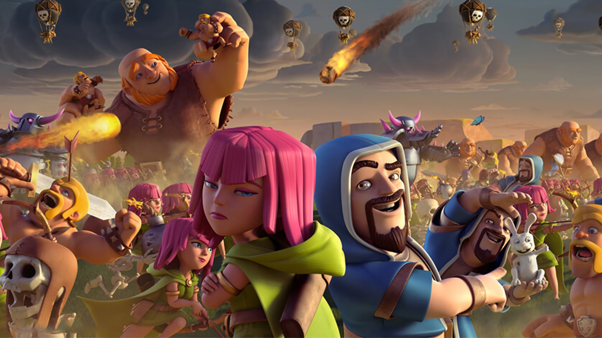 clash of clans cool wallpapers  top free clash of clans